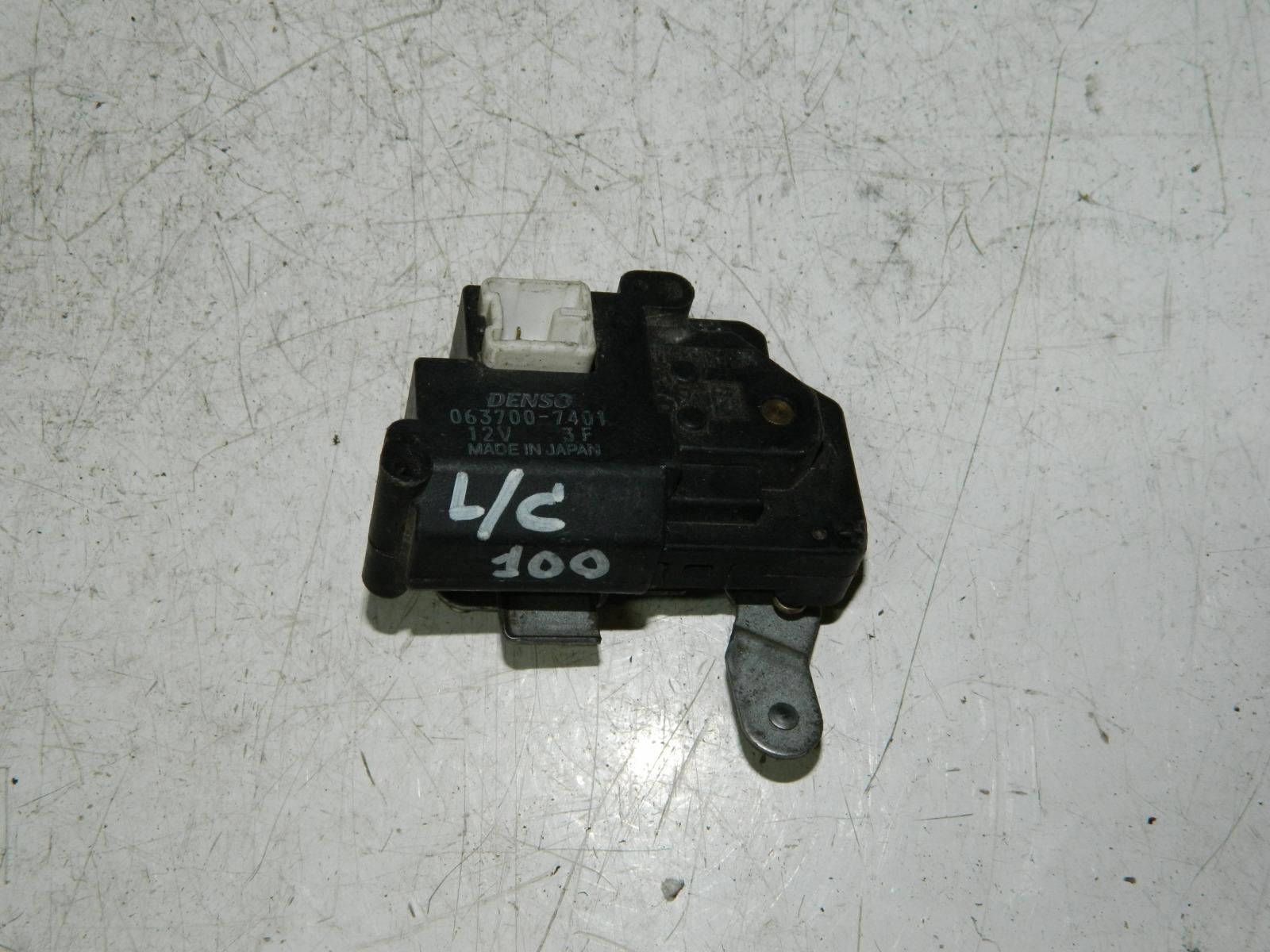 Сервопривод отопителя Toyota Land Cruiser UZJ100 (б/у)