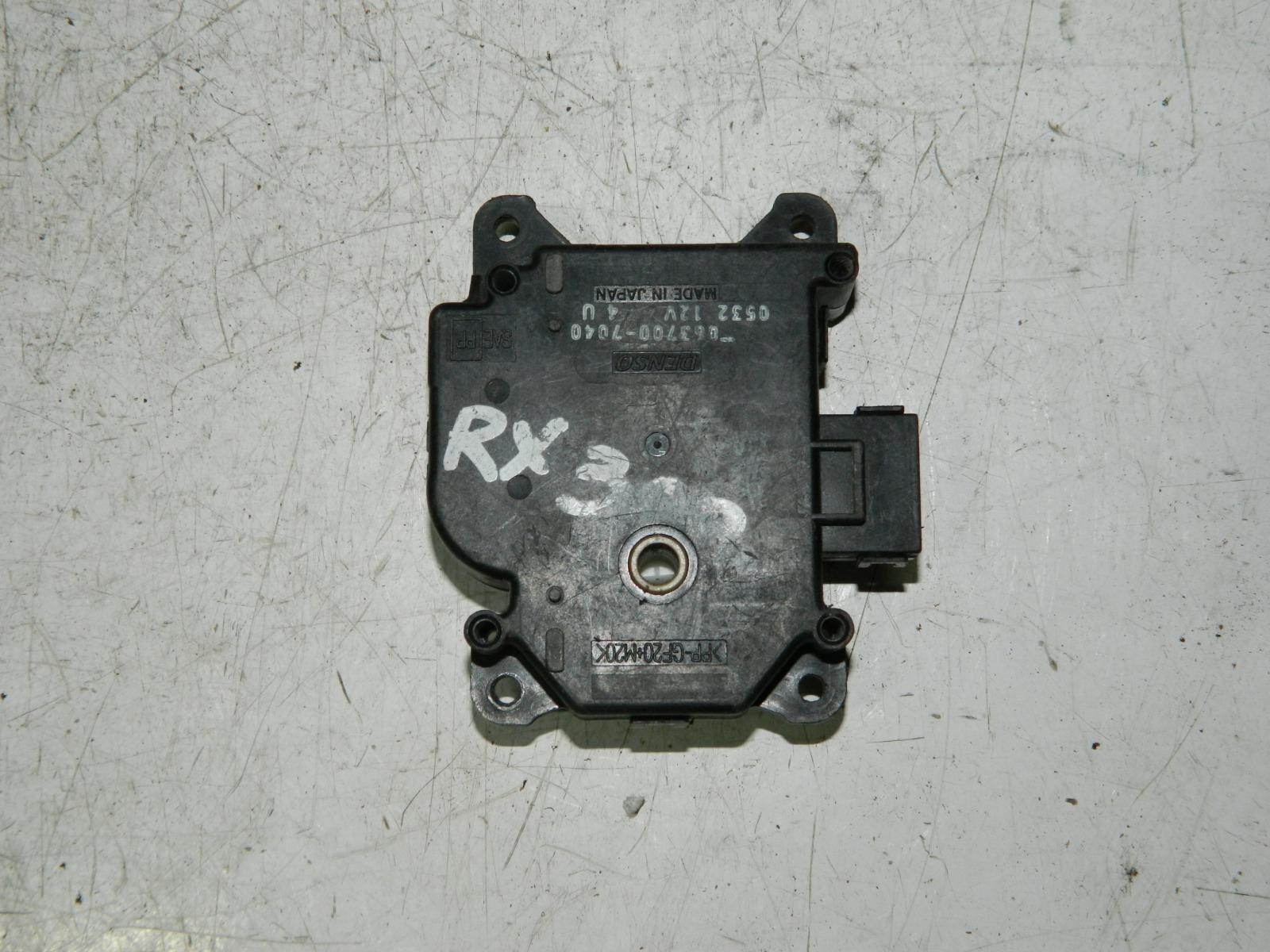 Сервопривод отопителя Lexus Rx300 MCU10 (б/у)