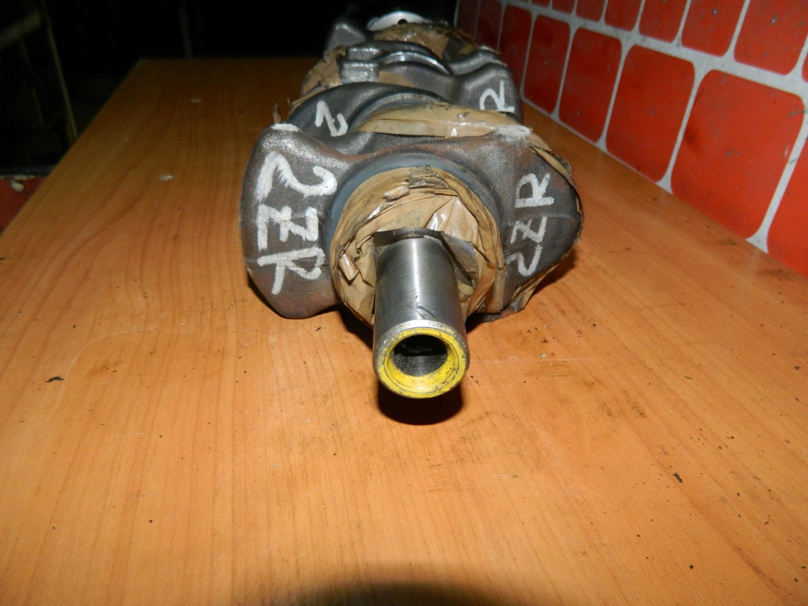 Коленвал Toyota Auris ZRE152 2ZR-FE (б/у)