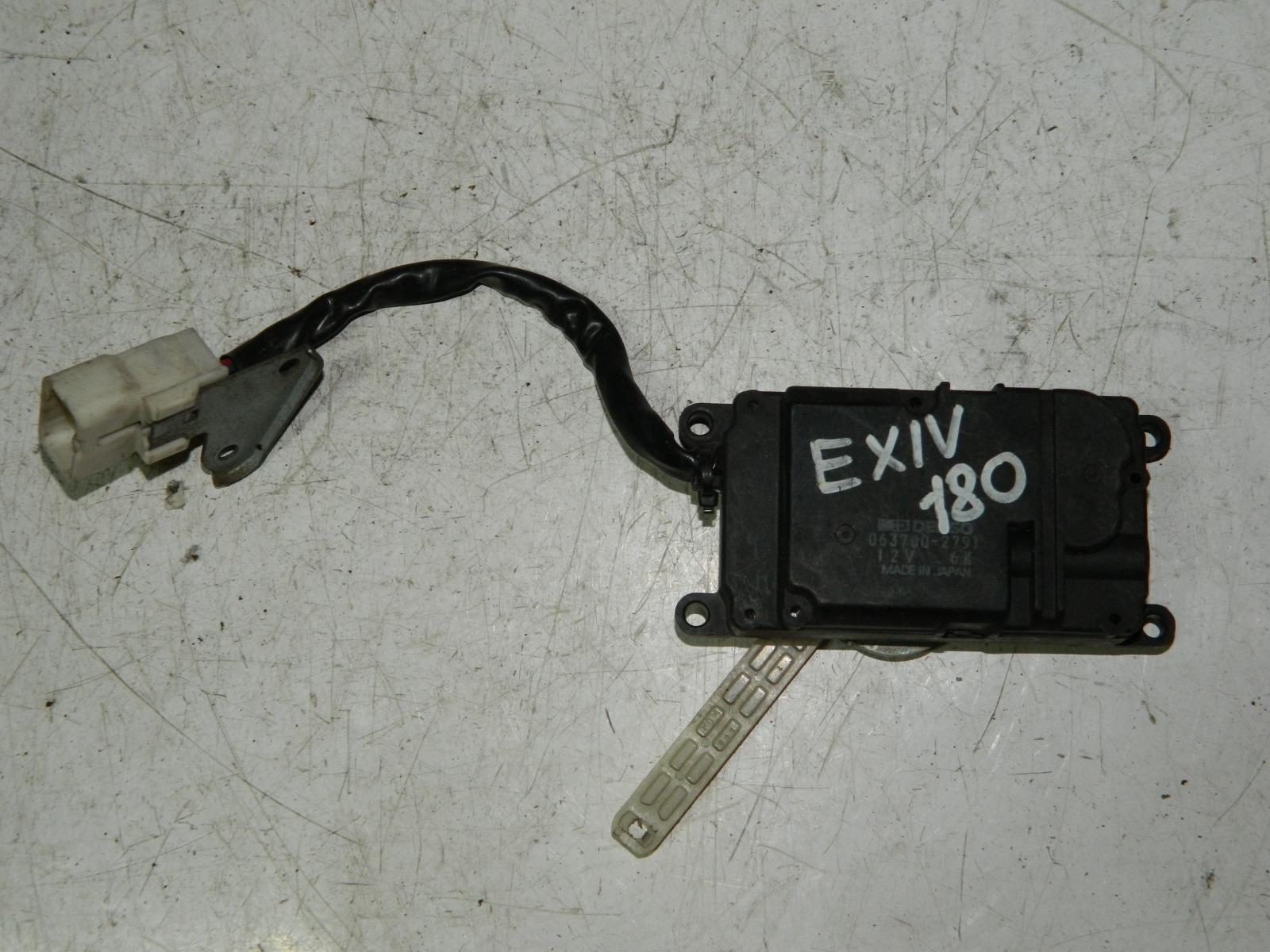 Сервопривод отопителя Toyota Corona Exiv ST180 (б/у)