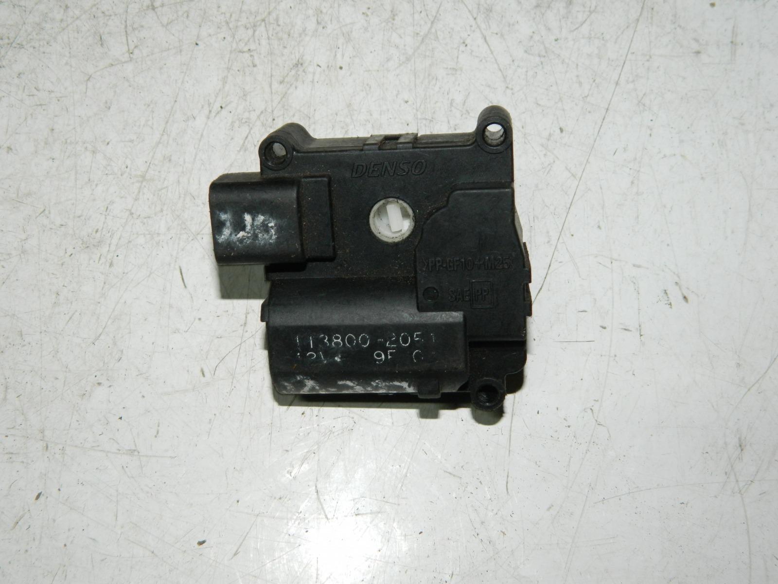 Сервопривод отопителя Toyota Corolla NZE120 (б/у)