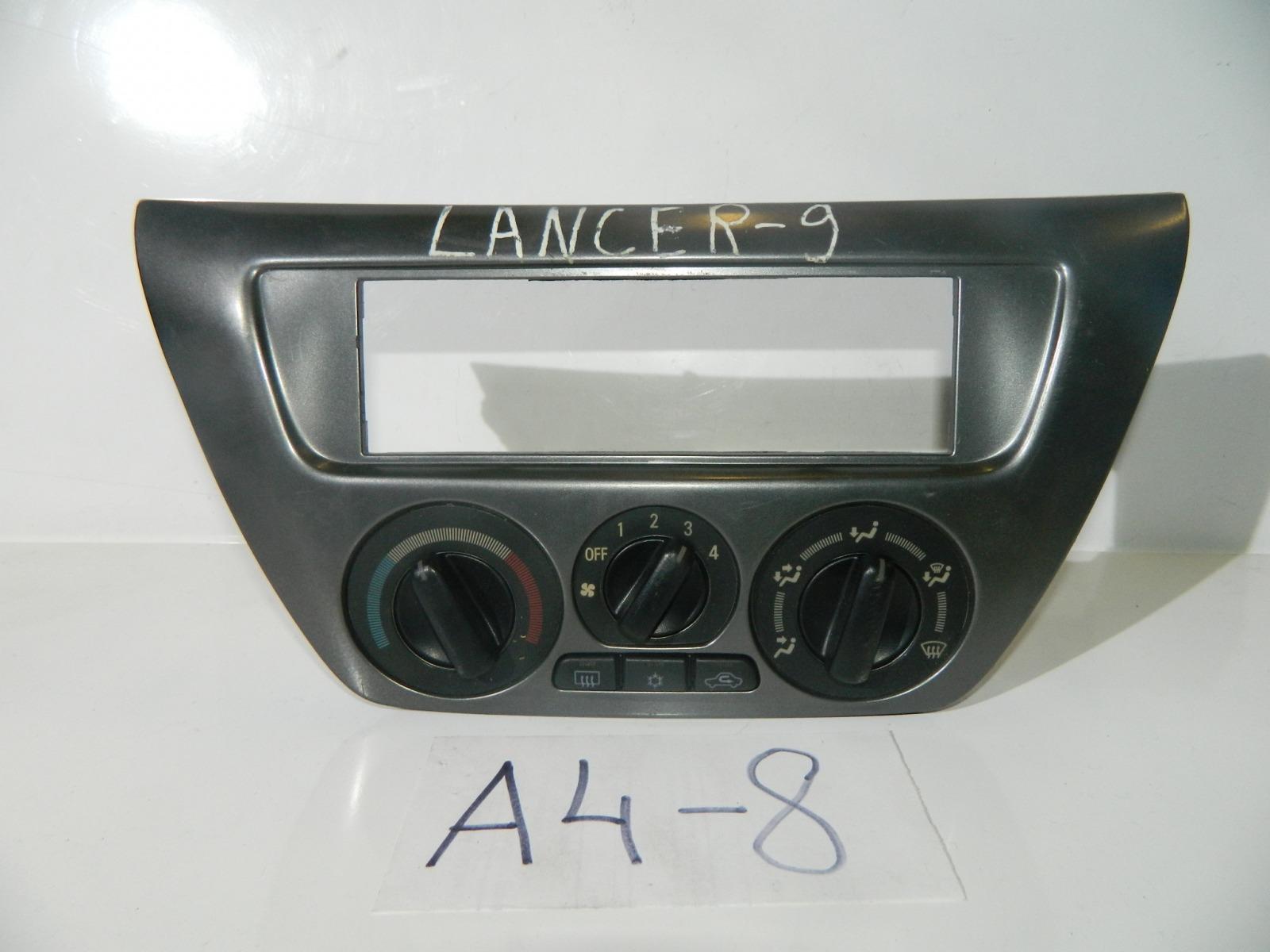 Консоль климат-контроля Mitsubishi Lancer 9 (б/у)