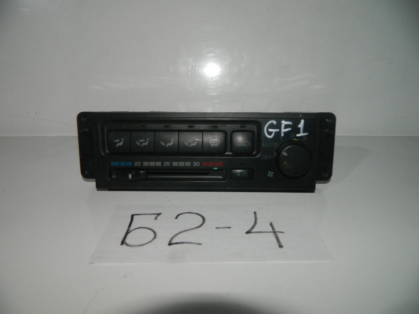 Консоль климат-контроля Subaru Impreza GF1 (б/у)