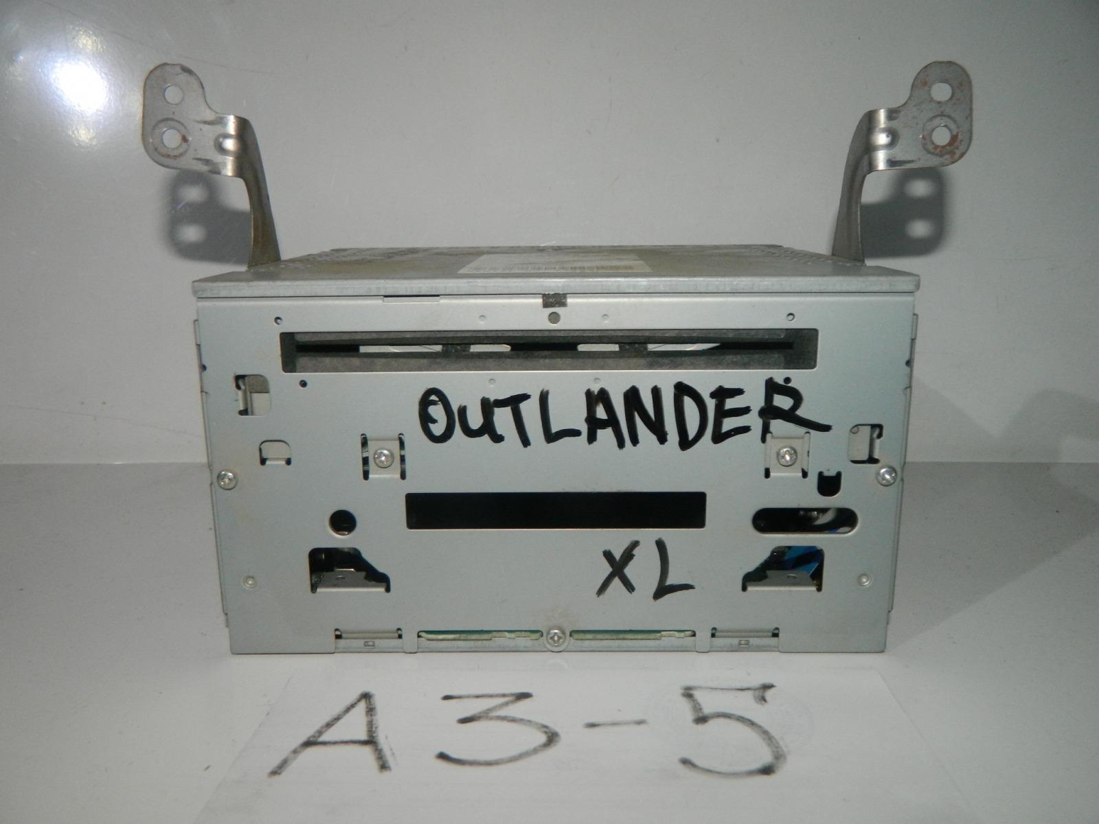 Магнитола Mitsubishi Outlander Xl CW5W (б/у)