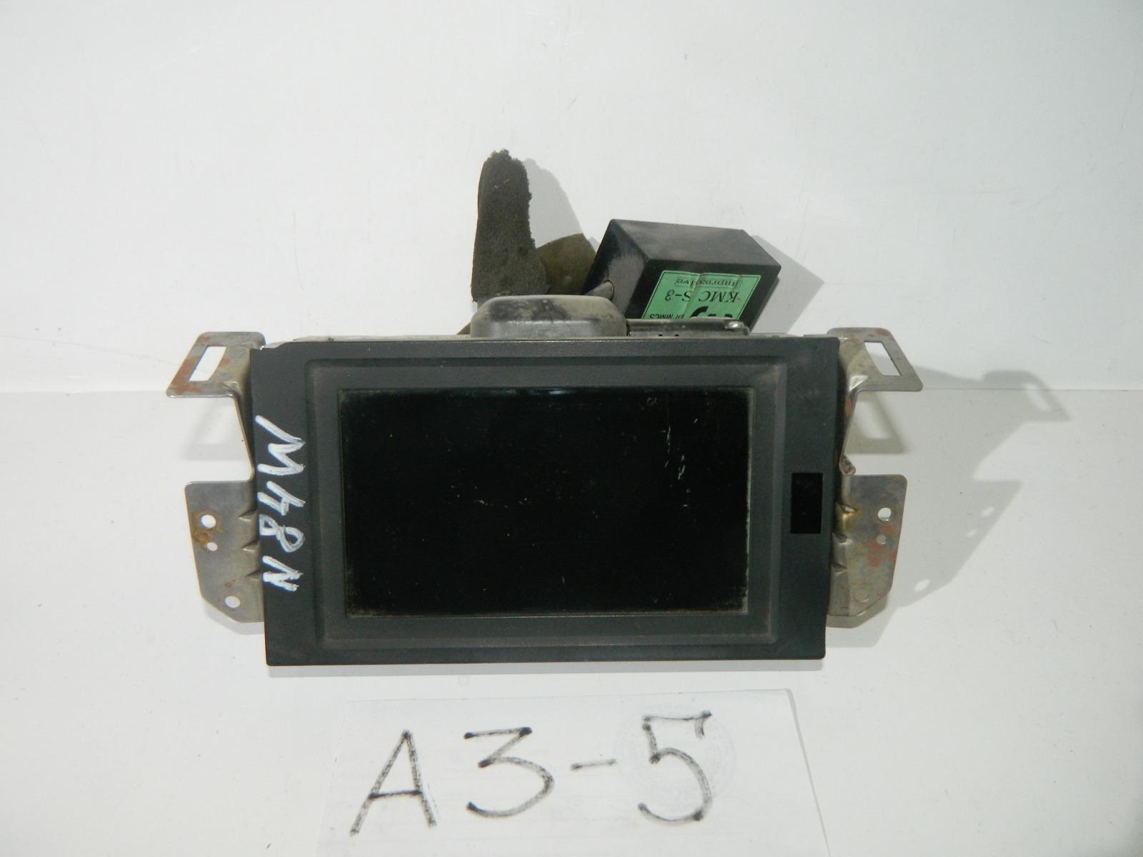 Монитор Mitsubishi Chariot N84W (б/у)