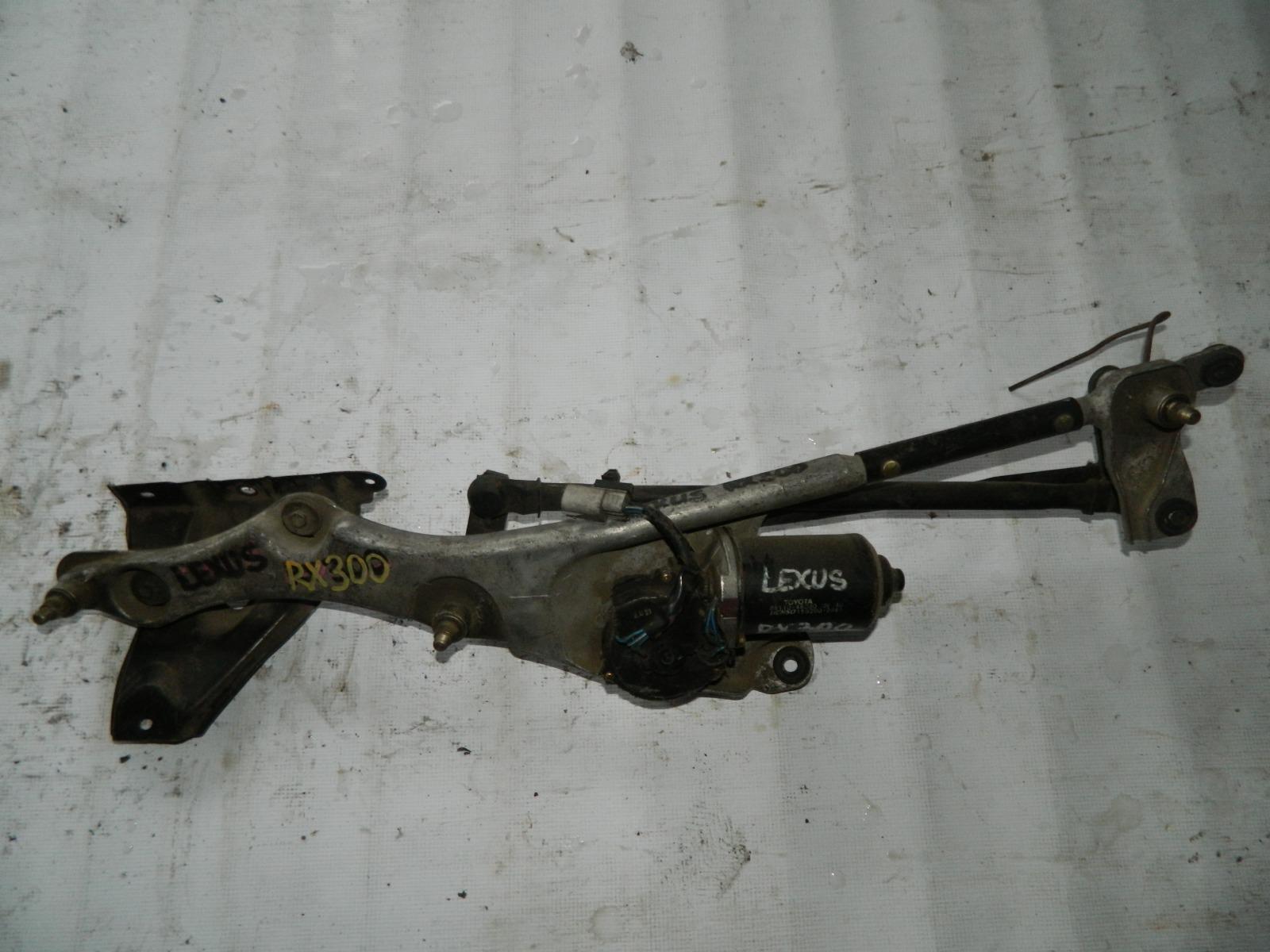 Мотор дворников Lexus Rx300 (б/у)
