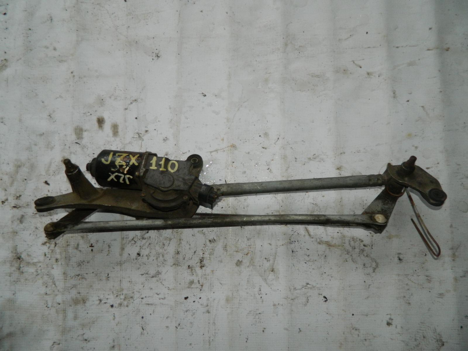 Мотор дворников Toyota Mark Ii JZX110 (б/у)