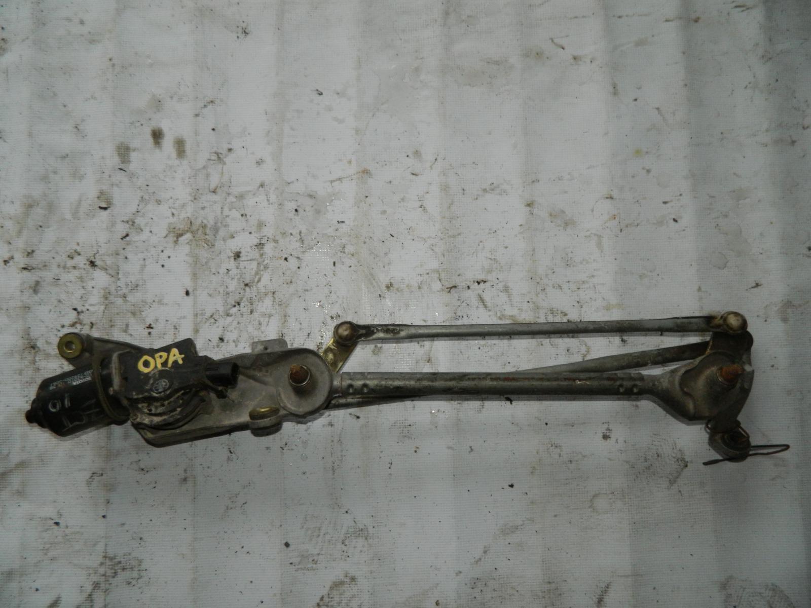 Мотор дворников Toyota Opa ACT10 (б/у)
