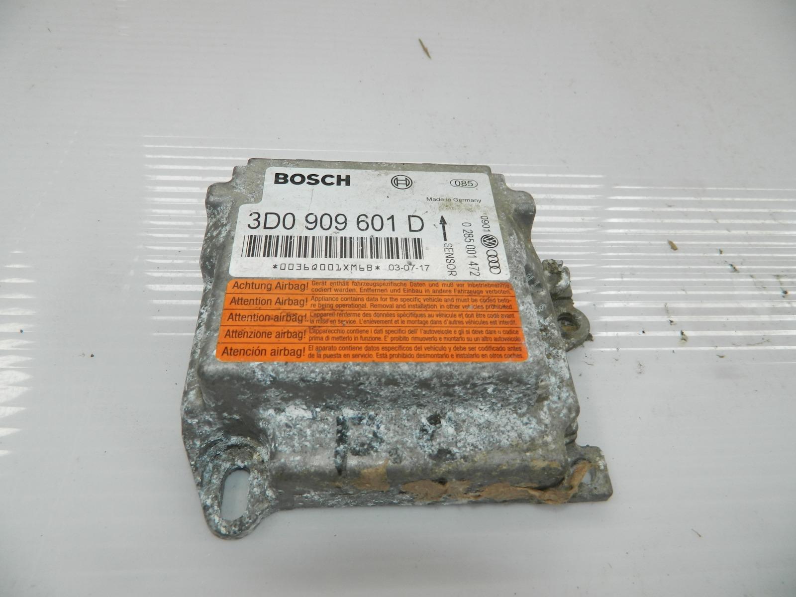 Блок управления airbag Porsche Cayenne 955 (б/у)