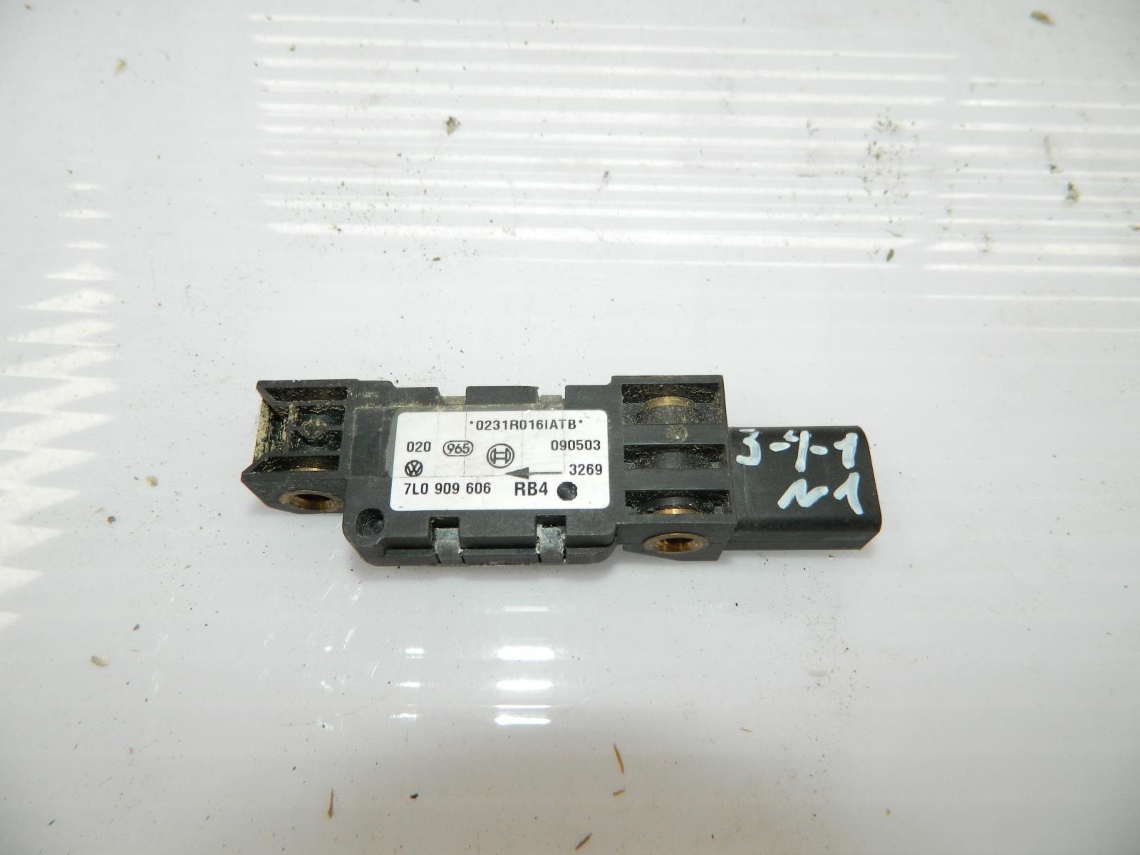 Датчик airbag Porsche Cayenne 955 (б/у)