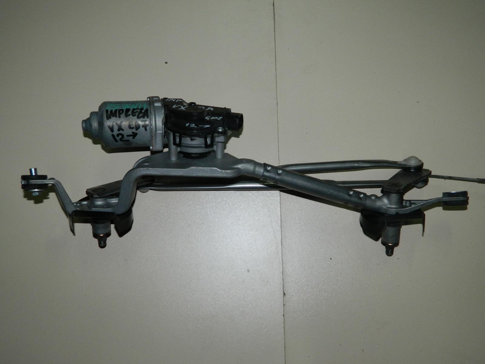 Мотор дворников Subaru Impreza GD7 (б/у)
