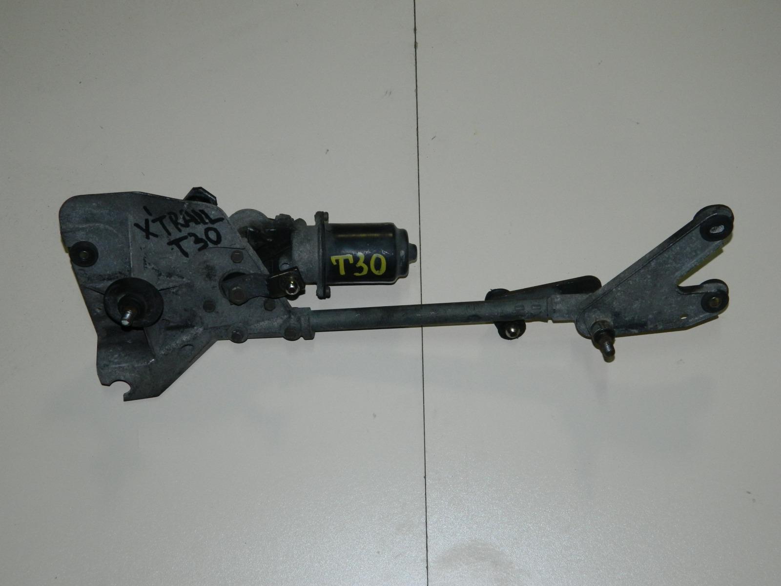 Мотор дворников Nissan X-Trail T30 (б/у)