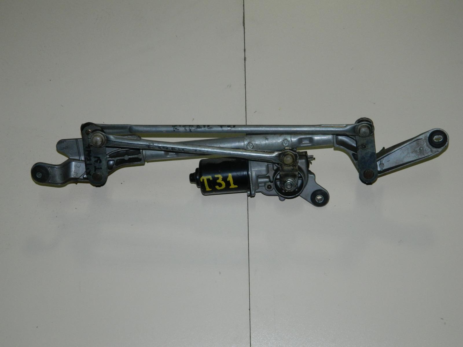 Мотор дворников Nissan X-Trail T31 (б/у)