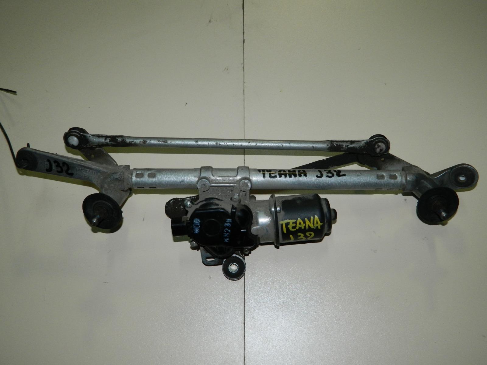 Мотор дворников Nissan Teana J32 (б/у)