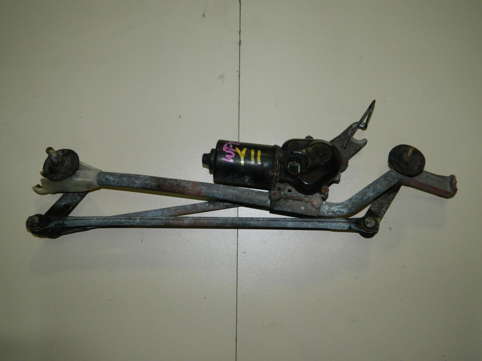 Мотор дворников Nissan Ad Y11 (б/у)