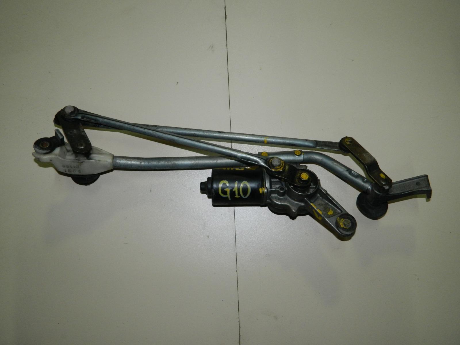 Мотор дворников Nissan Bluebird Sylphy G10 (б/у)
