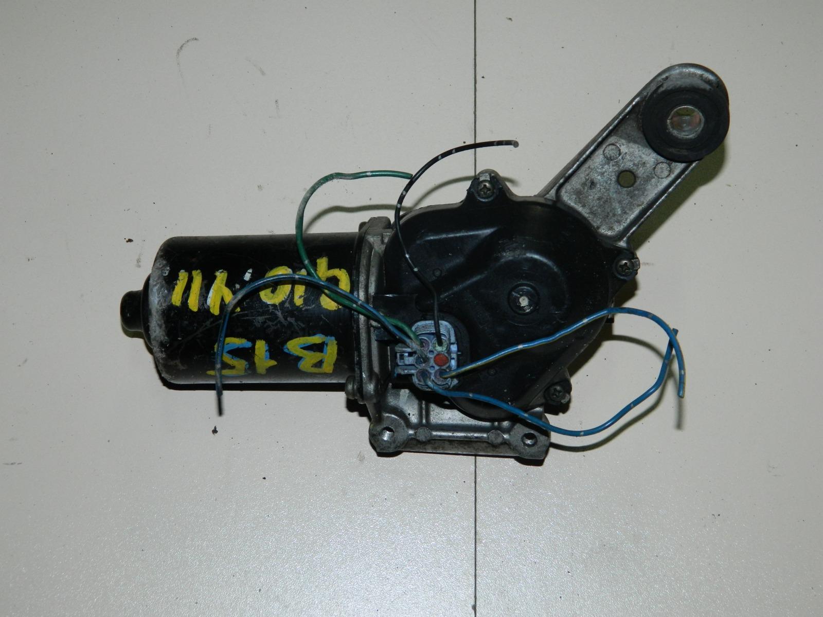 Мотор дворников Nissan Sunny B15 (б/у)