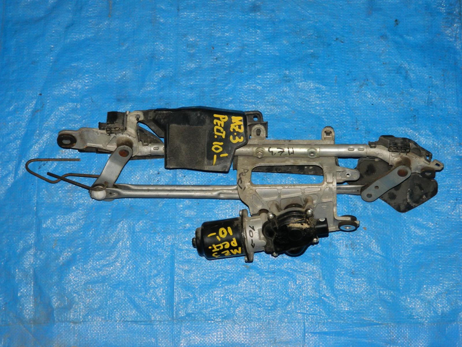 Мотор дворников Mazda 3 (б/у)