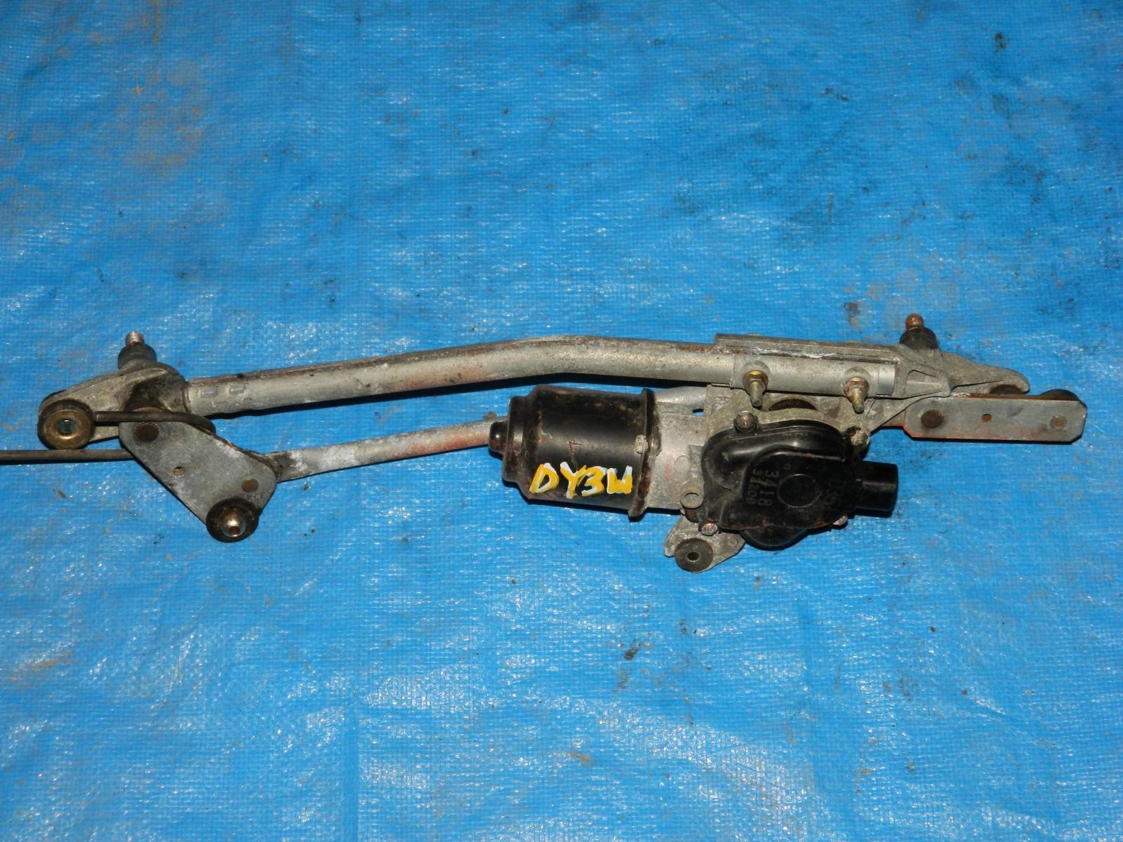 Мотор дворников Mazda Demio DY3W (б/у)