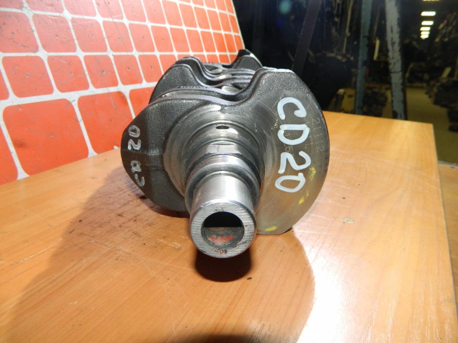 Коленвал Nissan Largo CD20 (б/у)