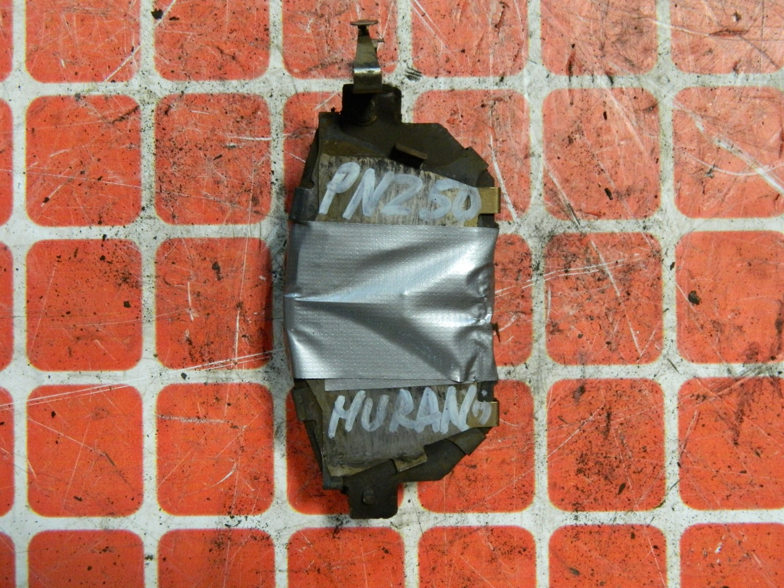 Тормозные колодки Nissan Murano PNZ50 переднее (б/у)