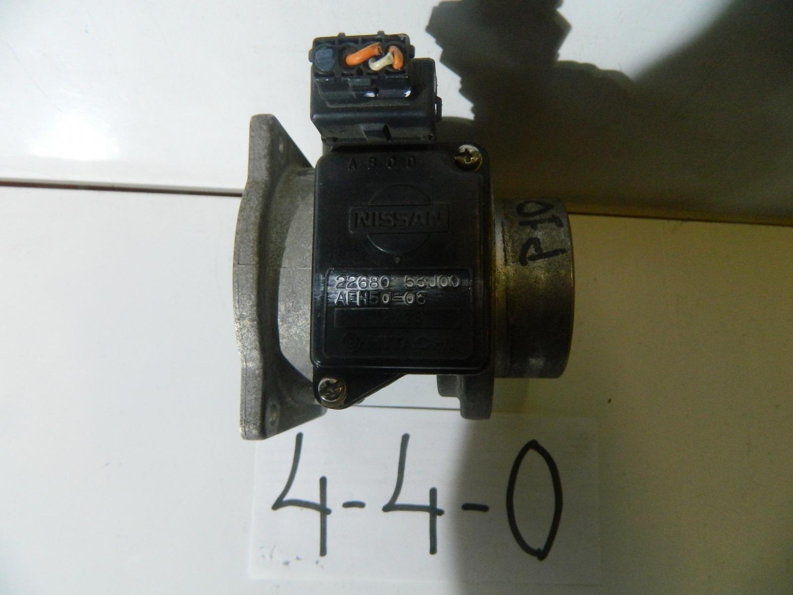 Датчик расхода воздуха Nissan Avenir W11 SR20DE (б/у)
