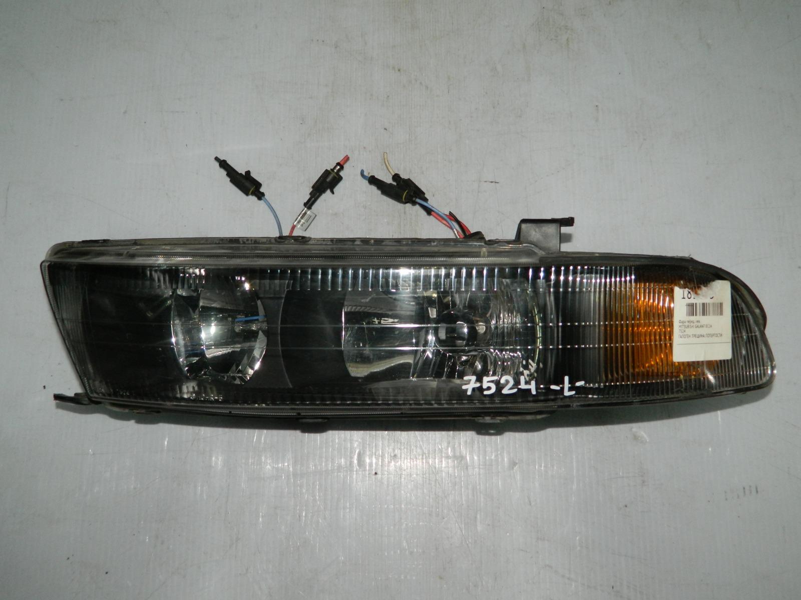Фара Mitsubishi Galant EC1A передняя левая (б/у)
