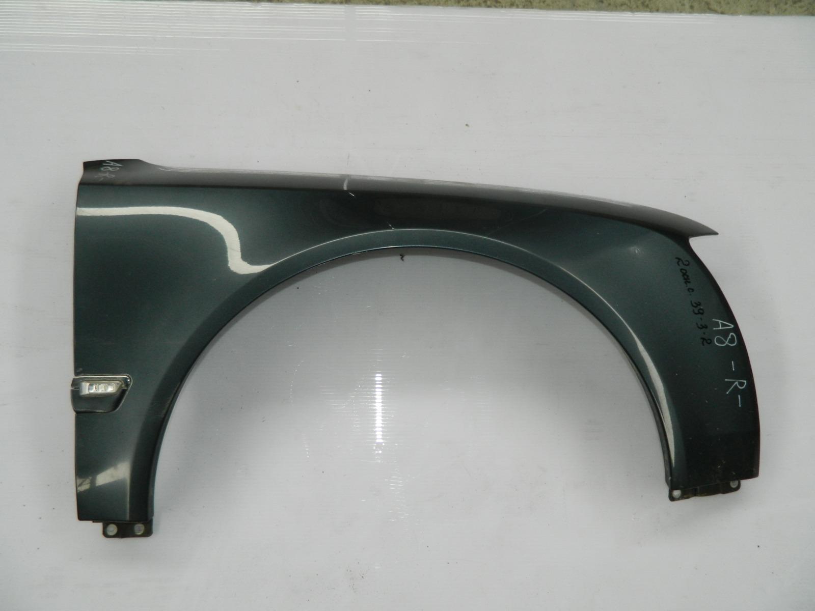 Крыло Audi A8 4E2 переднее правое (б/у)