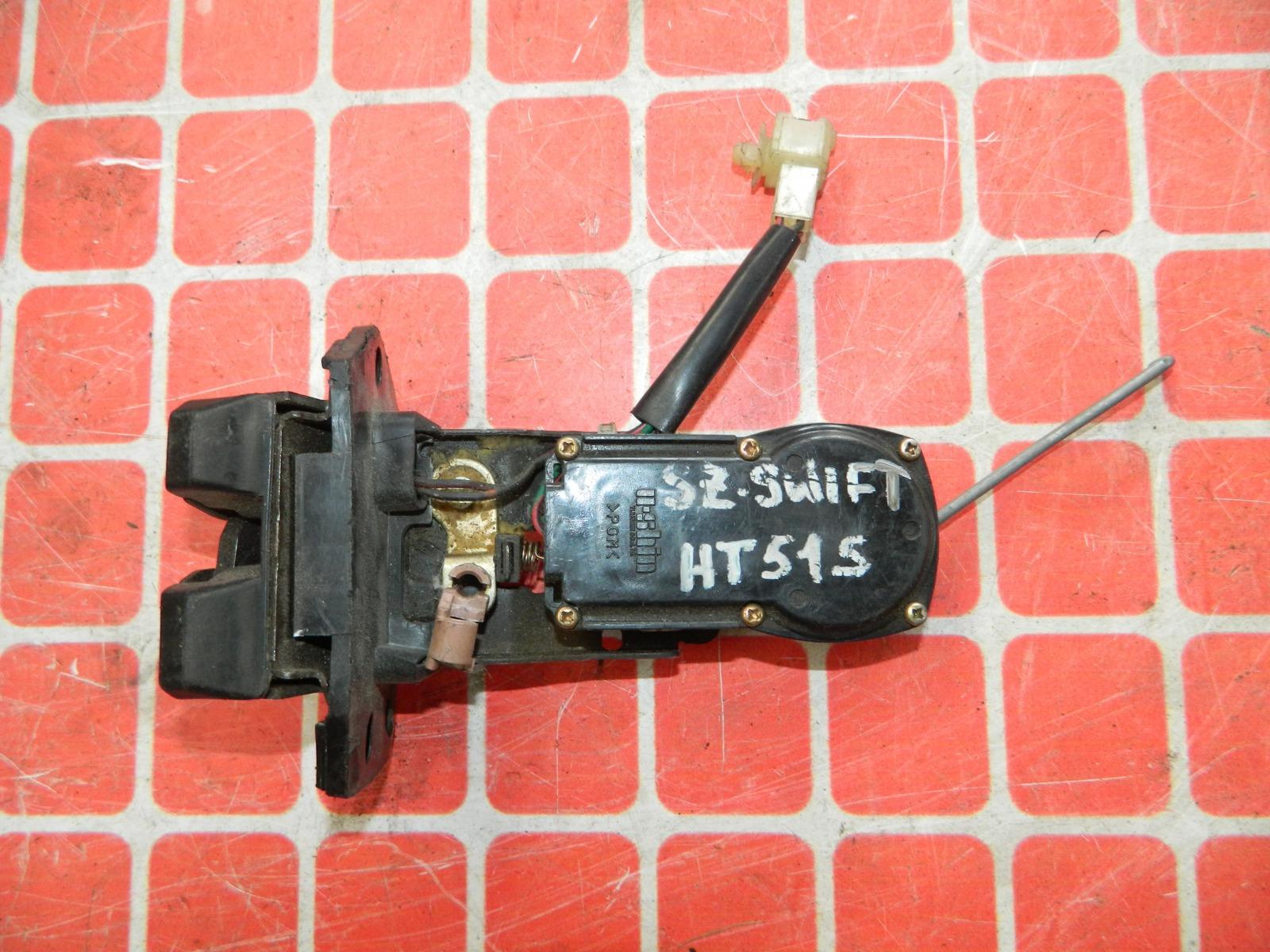 Замок багажника Suzuki Swift HT51S (б/у)