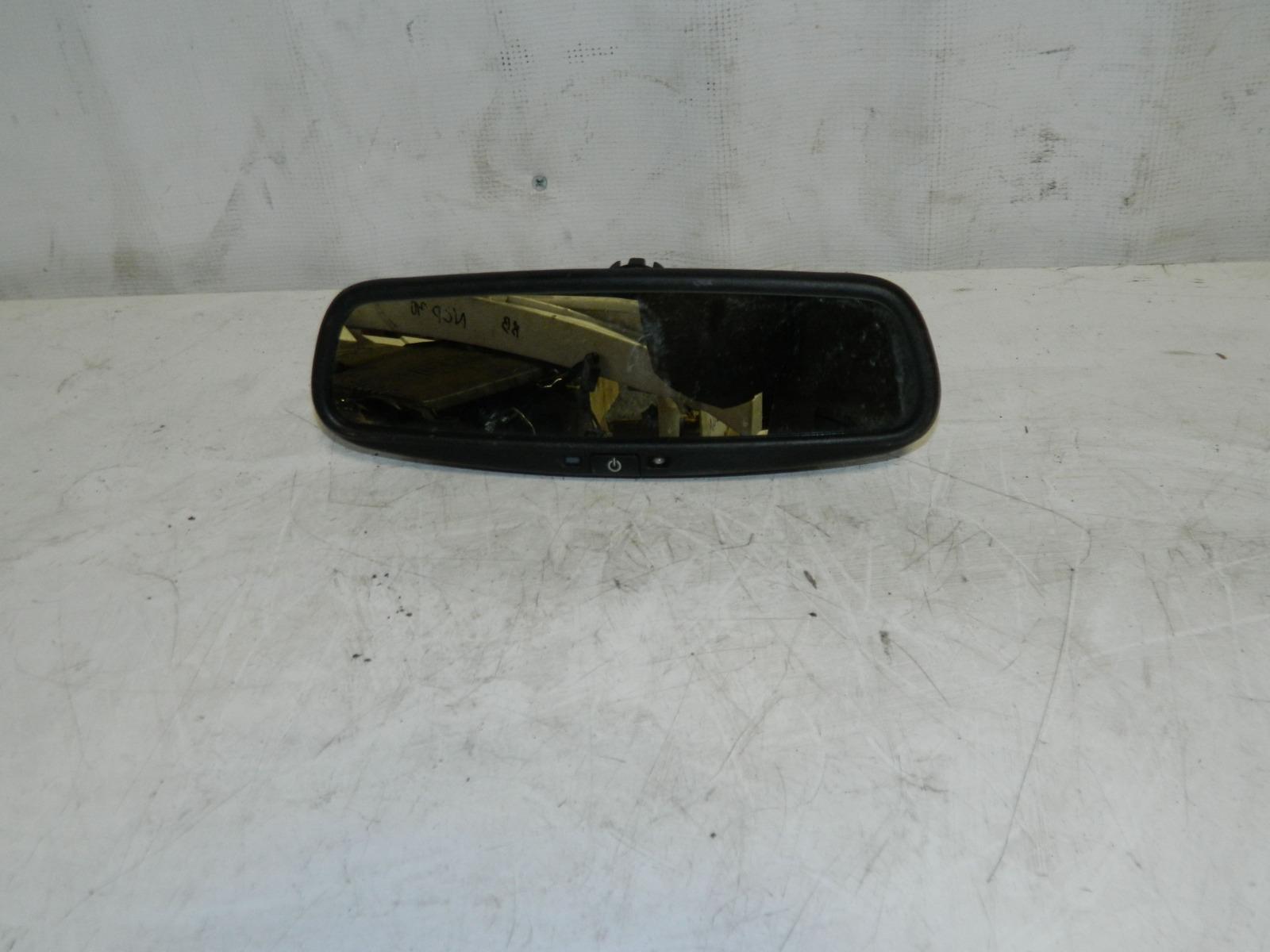 Зеркало салона Toyota Avensis AZT250 (б/у)