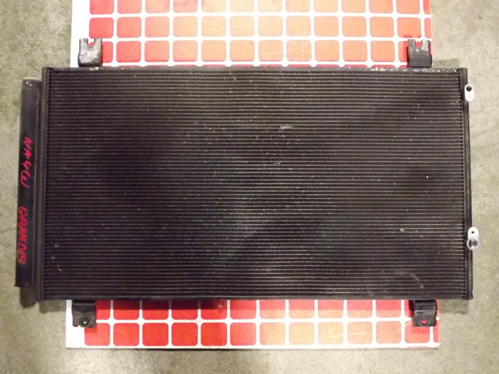 Радиатор кондиционера Mitsubishi Grandis NA4W (б/у)