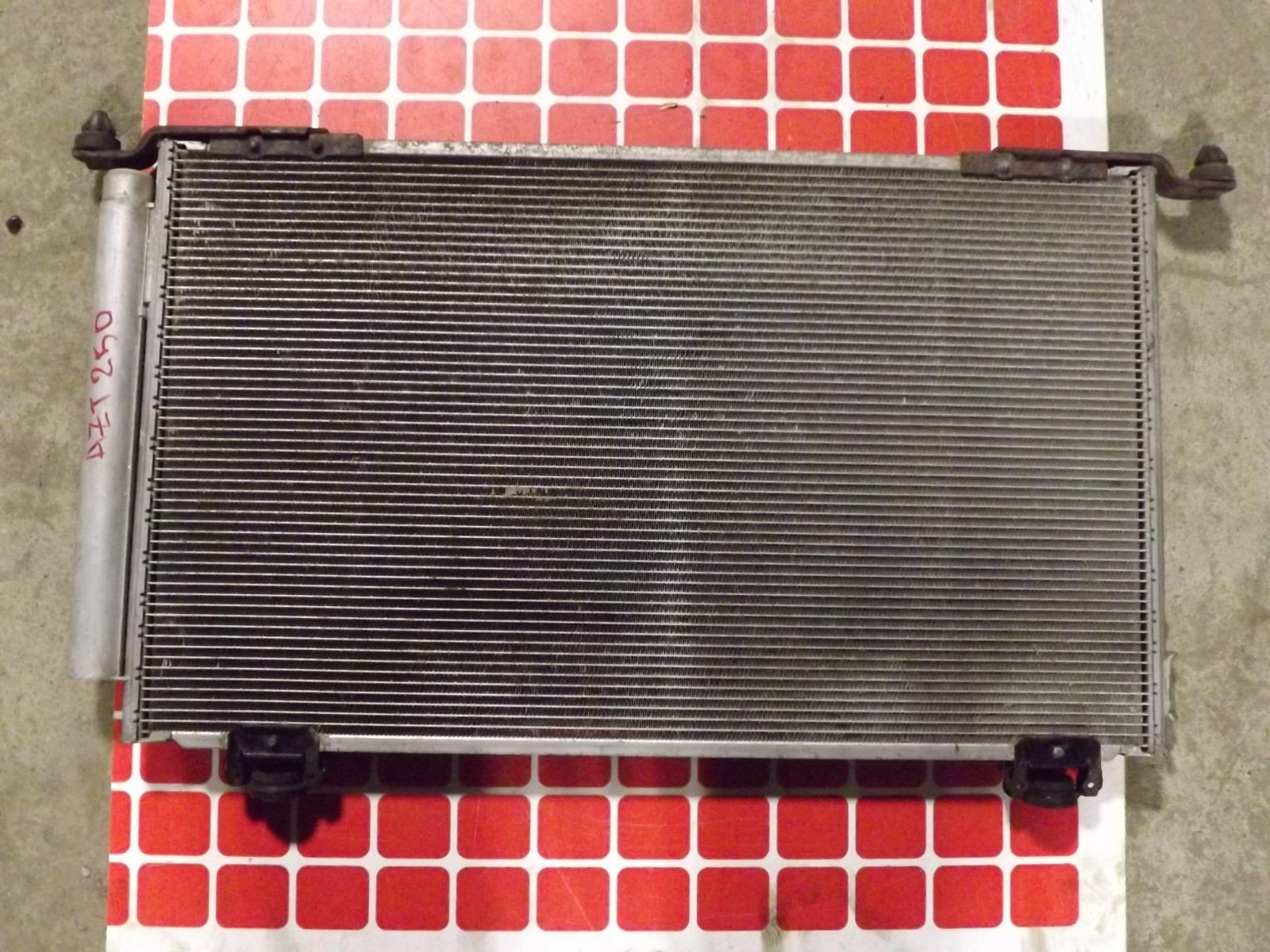 Радиатор кондиционера Toyota Avensis AZT250 (б/у)