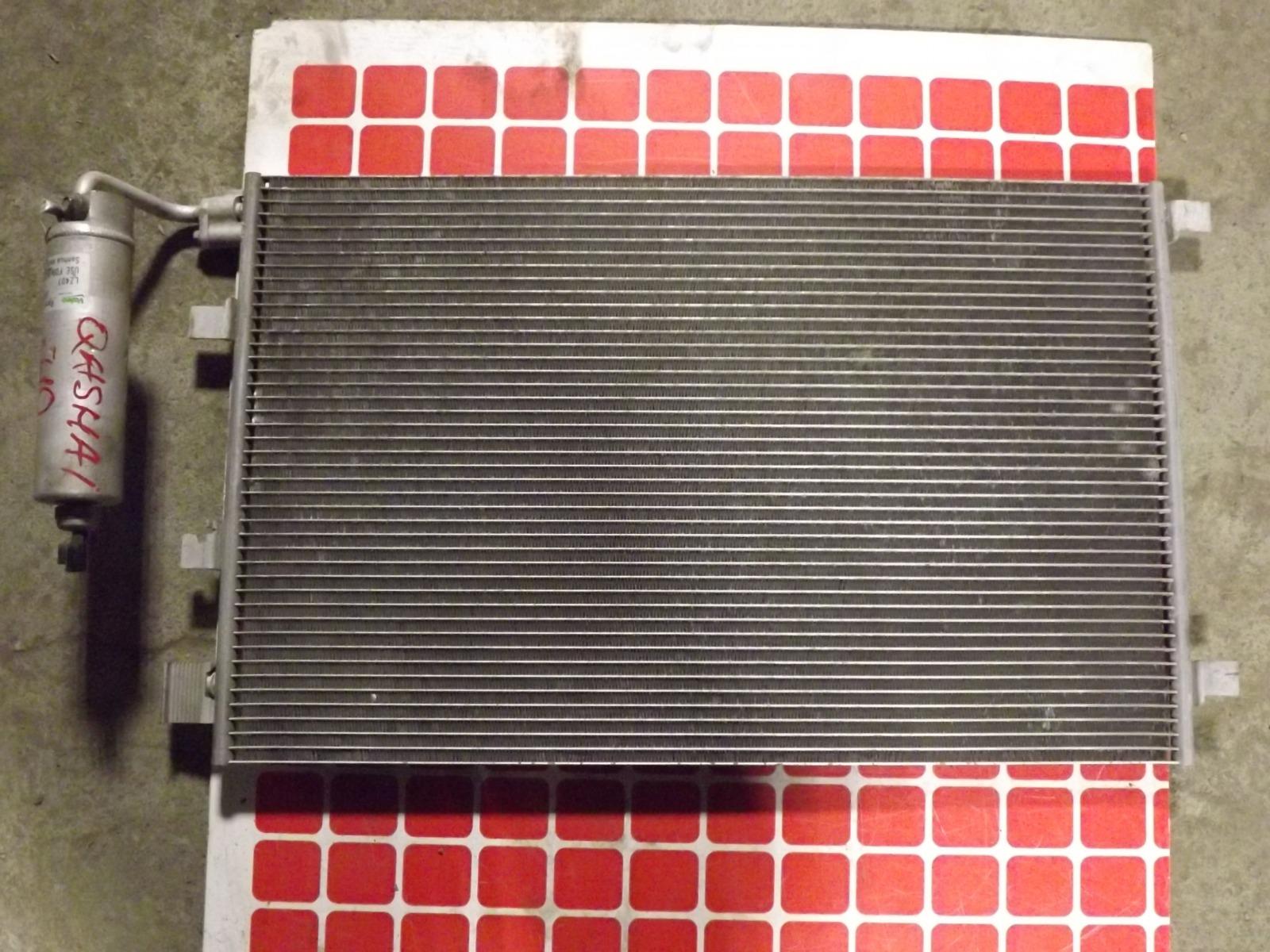 Радиатор кондиционера Nissan Qashqai J10 (б/у)