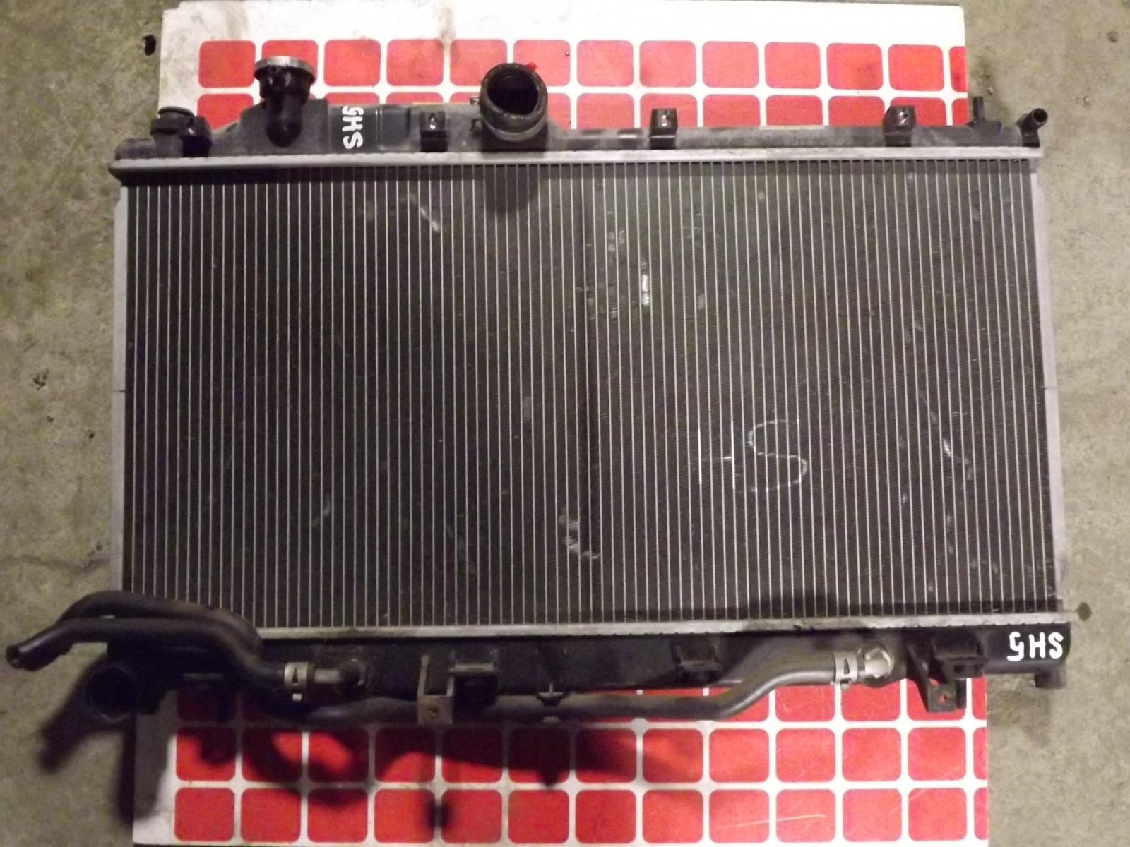 Радиатор двс Subaru Forester SH5 (б/у)