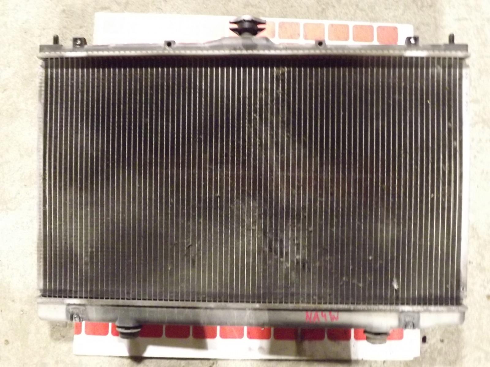 Радиатор двс Mitsubishi Grandis NA4W (б/у)