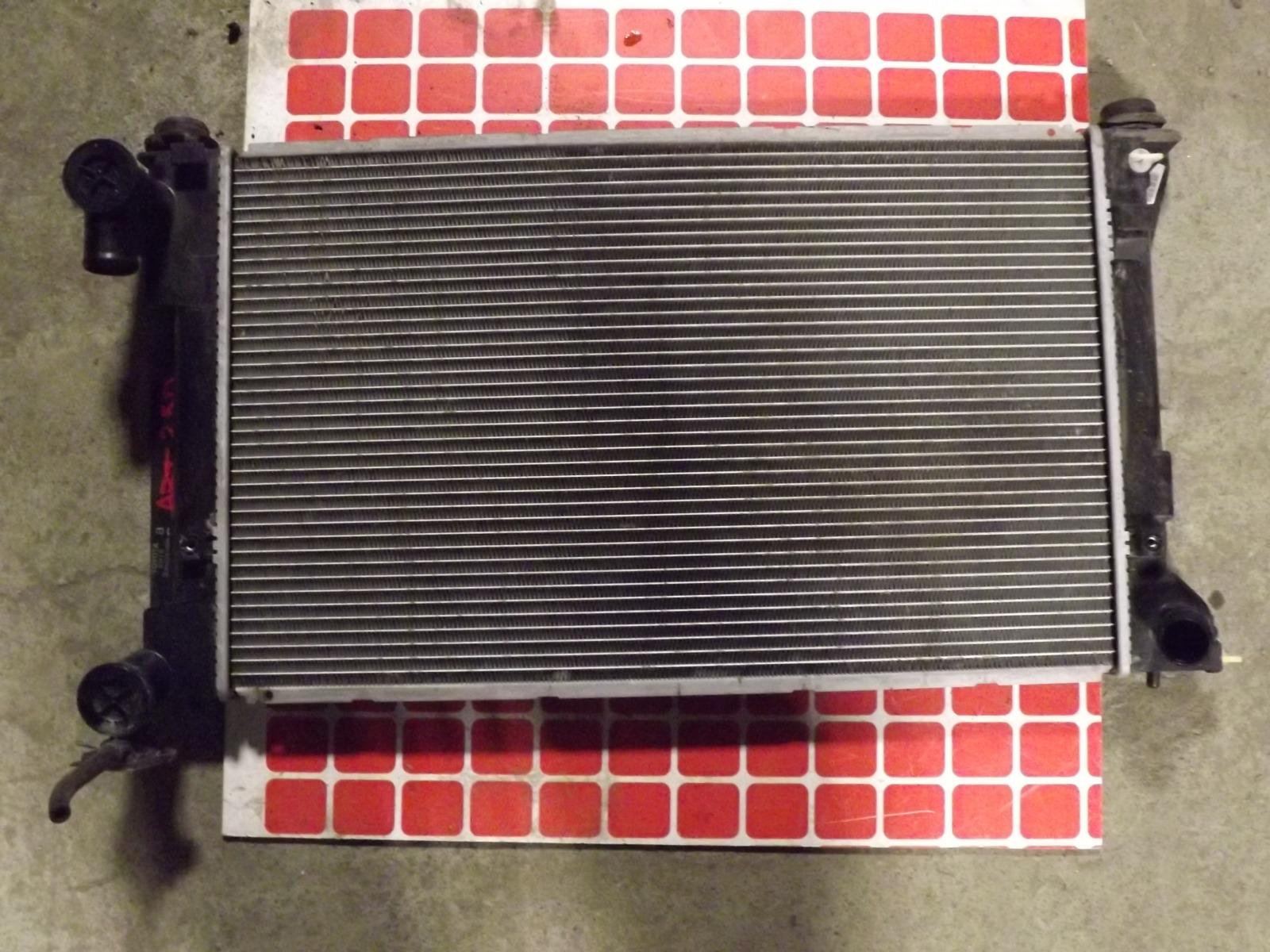 Радиатор двс Toyota Avensis AZT250 (б/у)