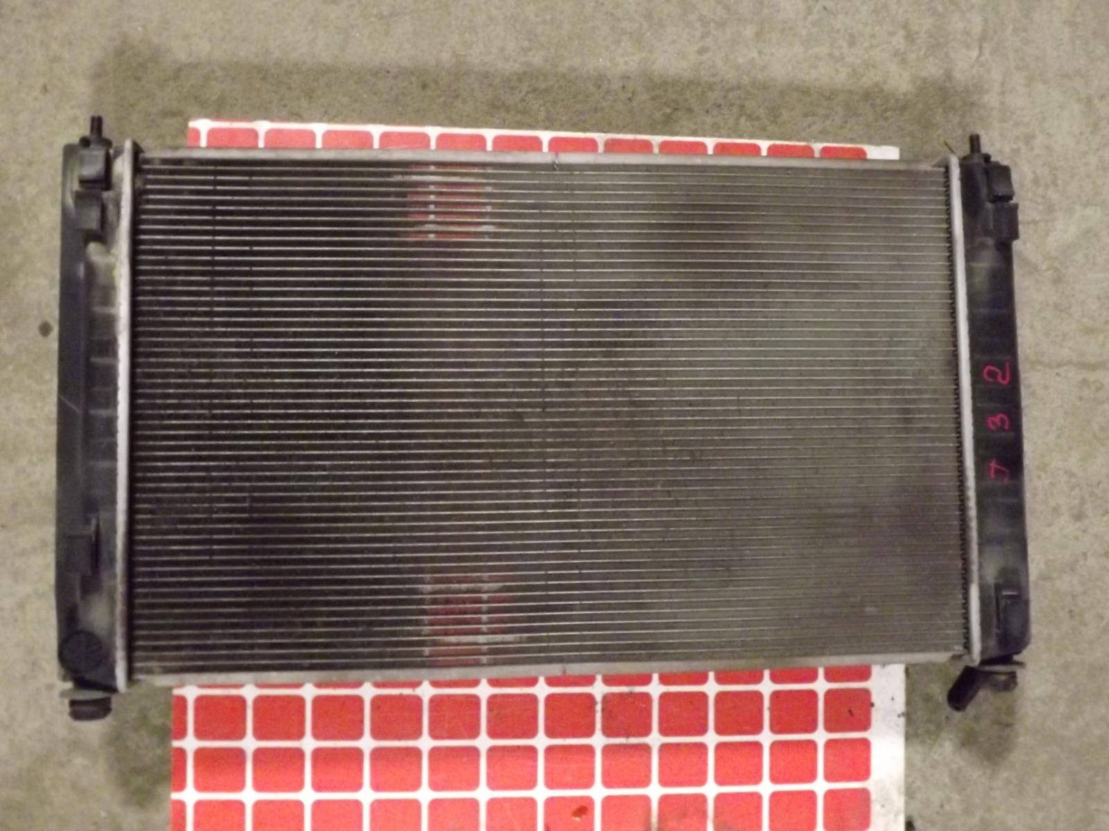 Радиатор двс Nissan Teana J32 (б/у)