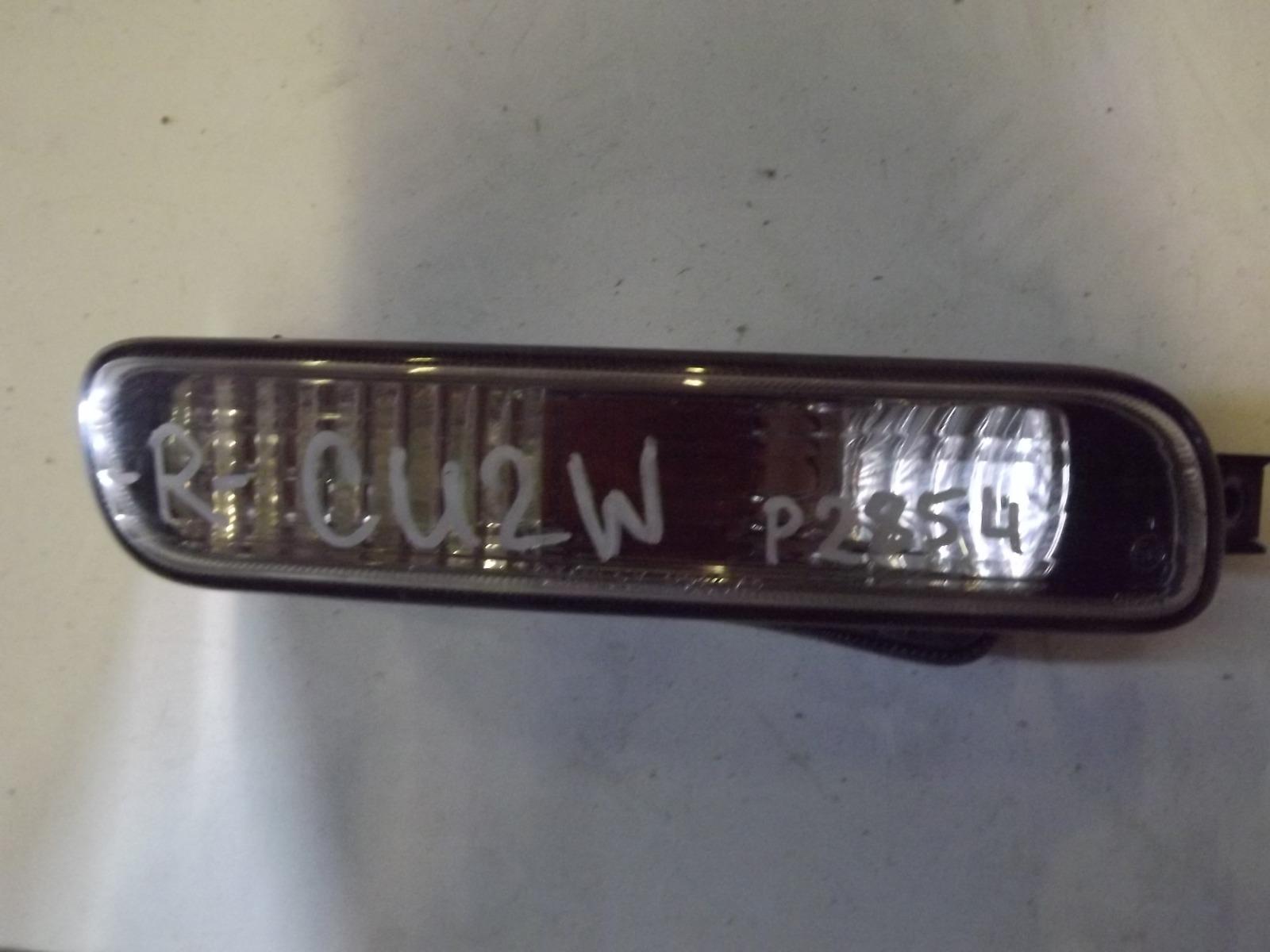 Повторитель в бампер Mitsubishi Airtrek CU2W передний правый (б/у)
