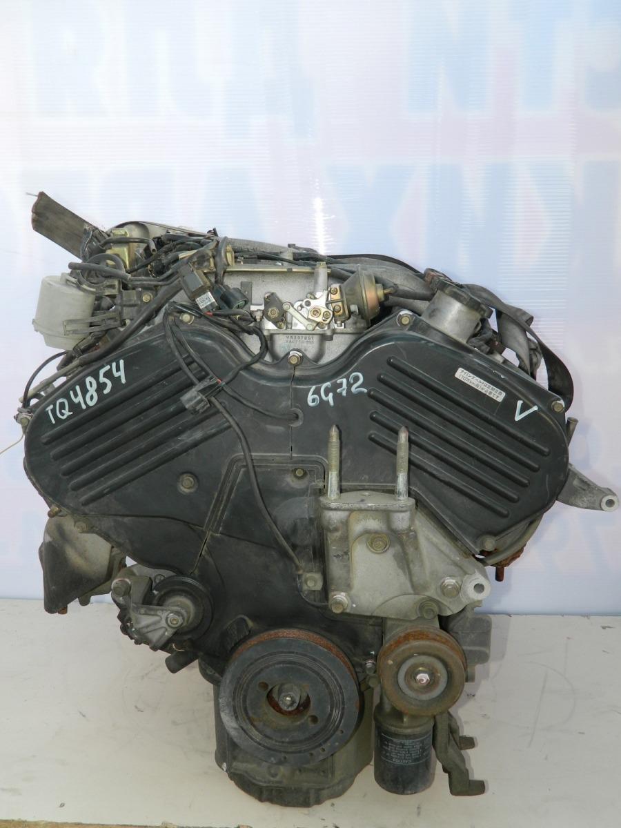 Двигатель Mitsubishi Diamante 6G72 (б/у)