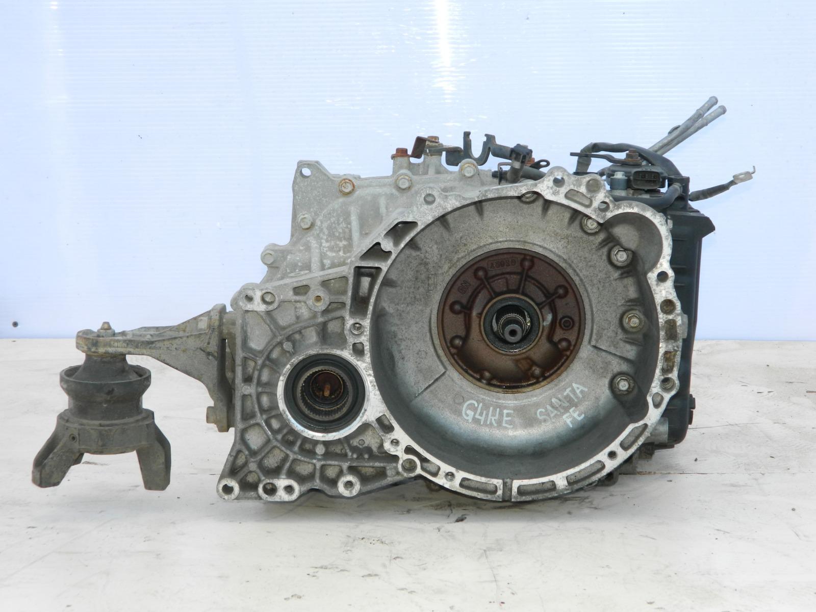 Акпп Hyundai Santa Fe G4KE (б/у)