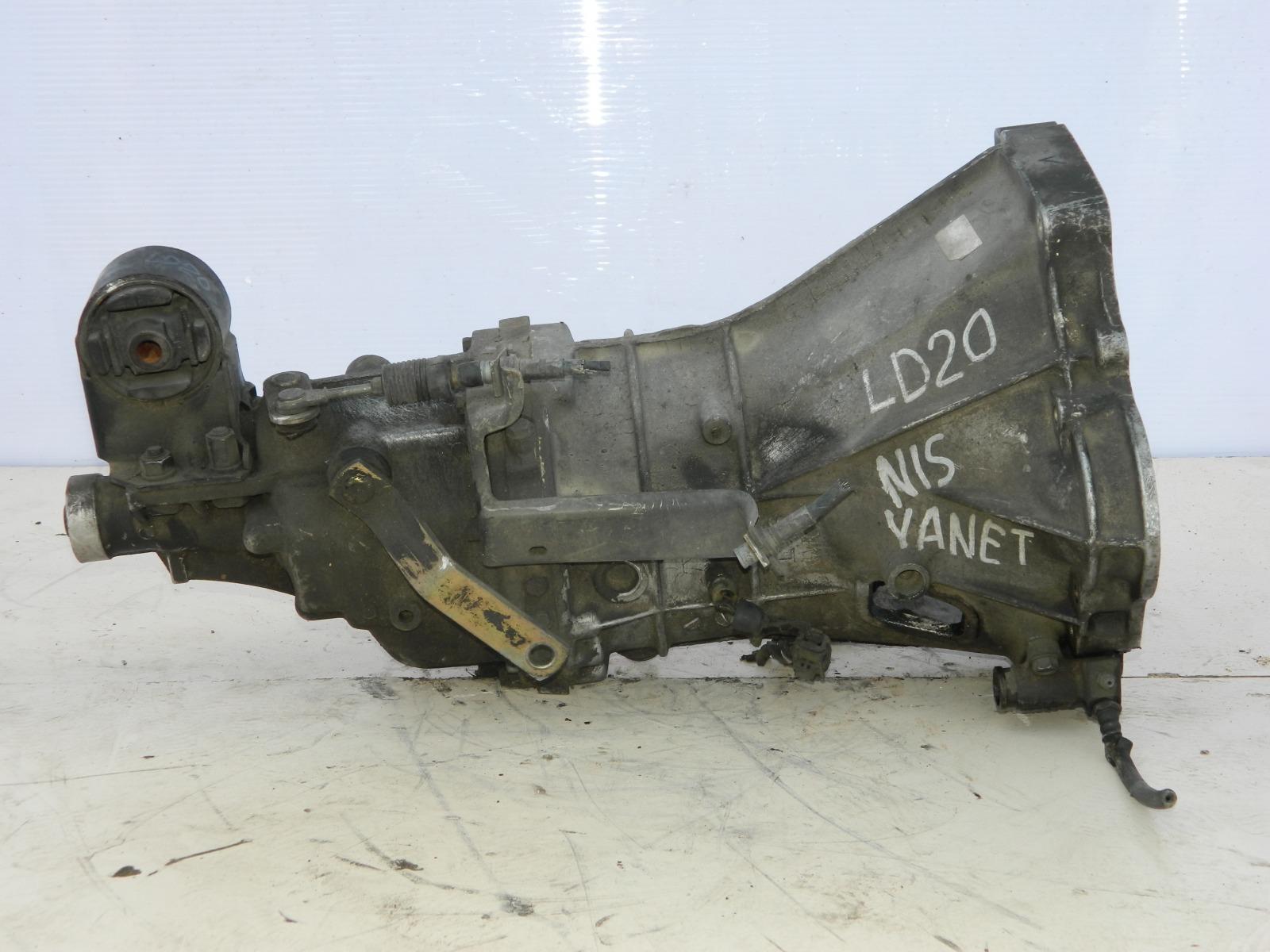Мкпп Nissan Vanette LD20 (б/у)
