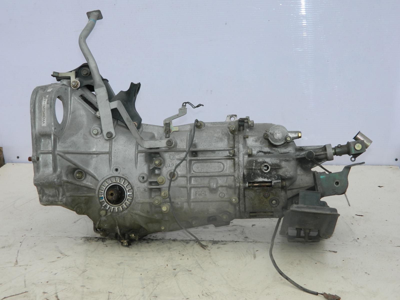 Мкпп Subaru Impreza GF1 EJ151 (б/у)