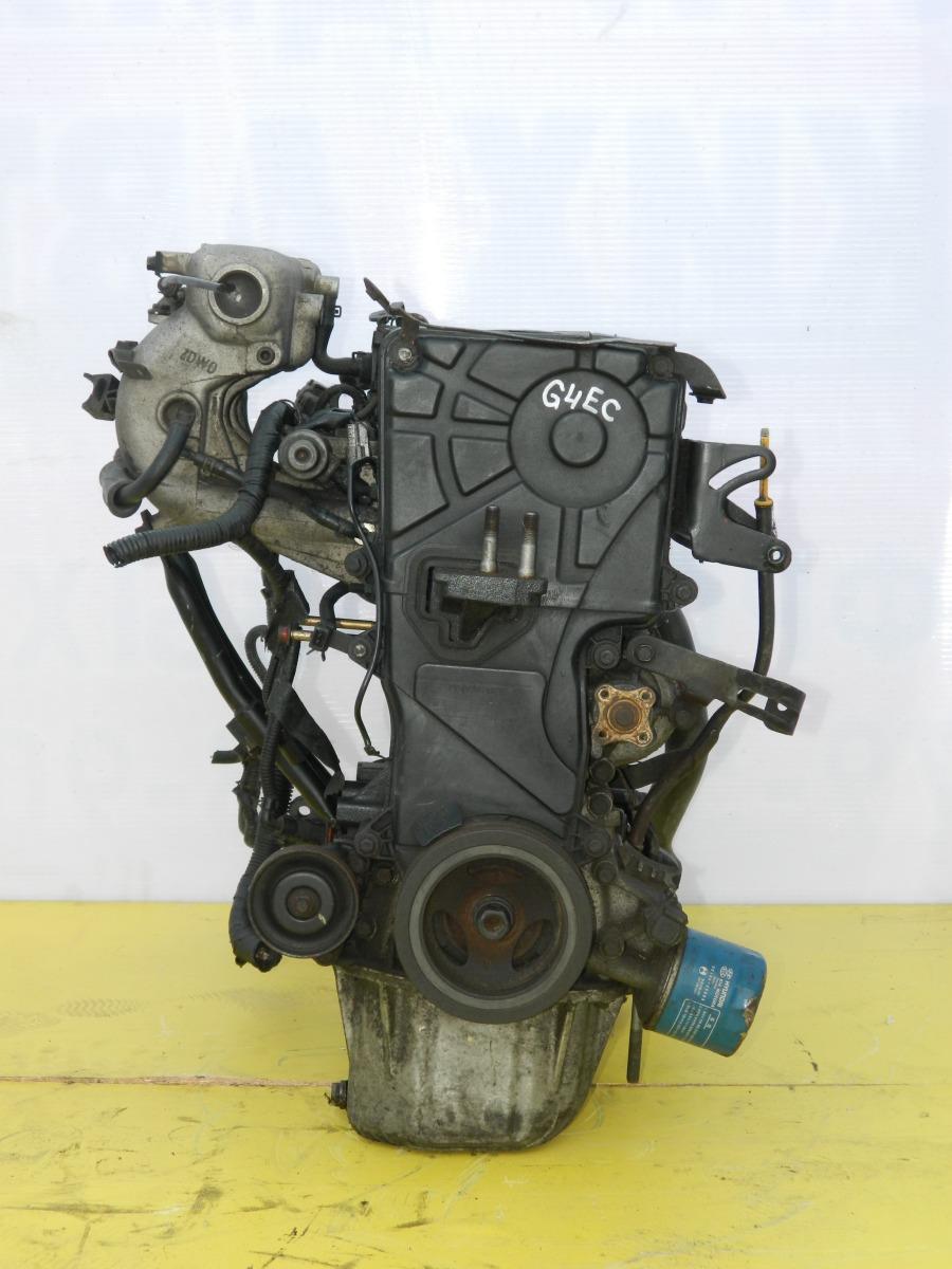 Двигатель Hyundai Accent G4EC (б/у)