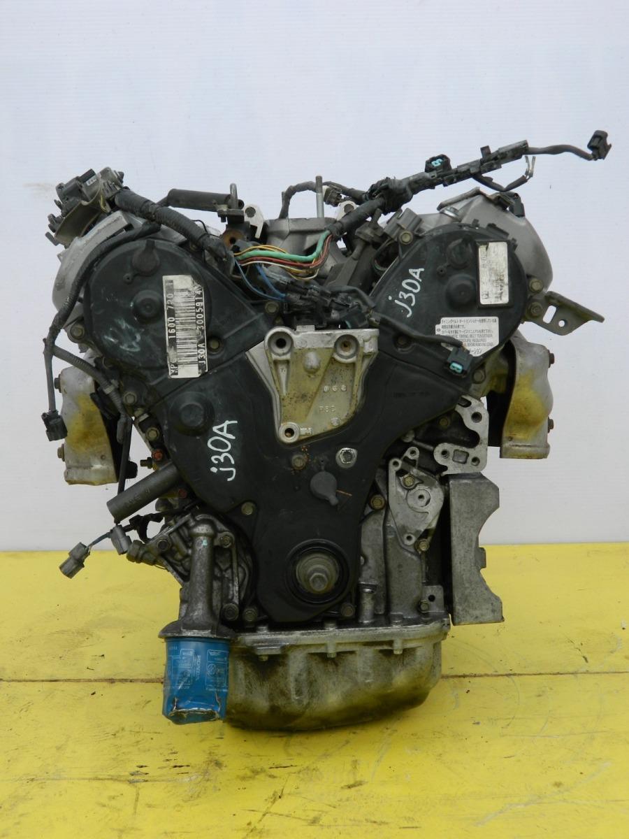 Двигатель Honda Odyssey J30A (б/у)