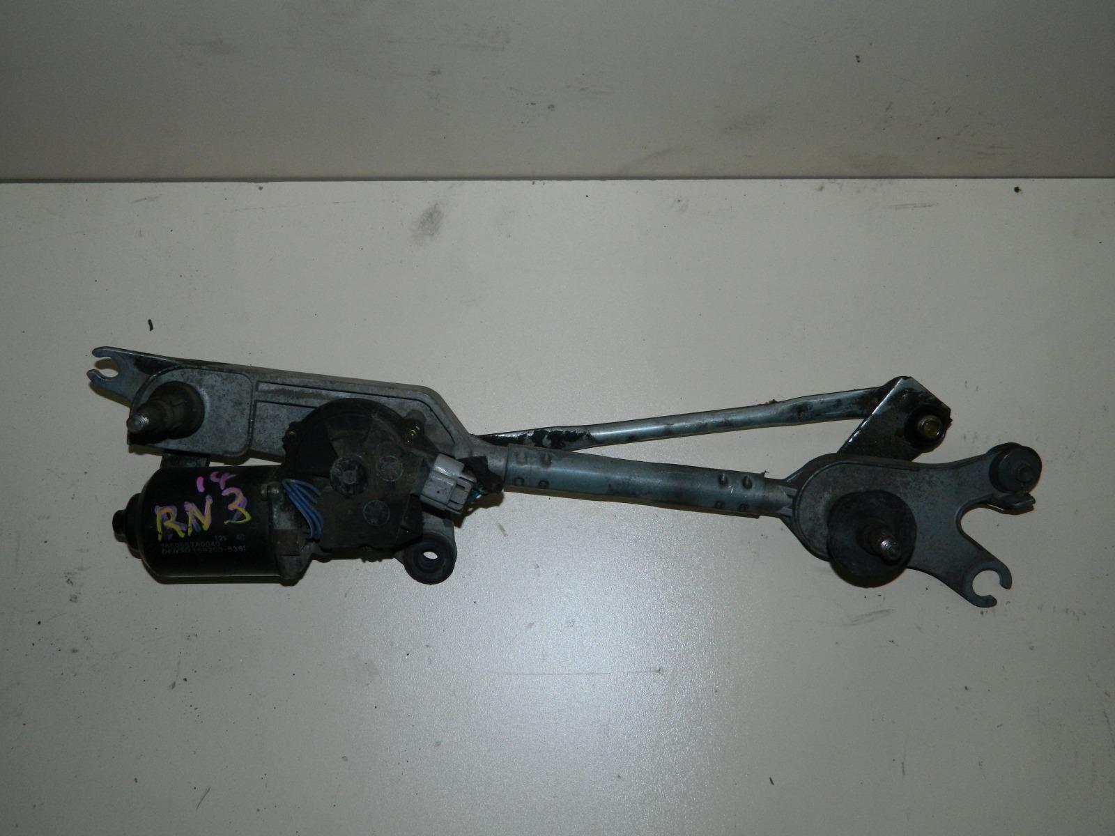 Мотор дворников Honda Stream RN3 (б/у)