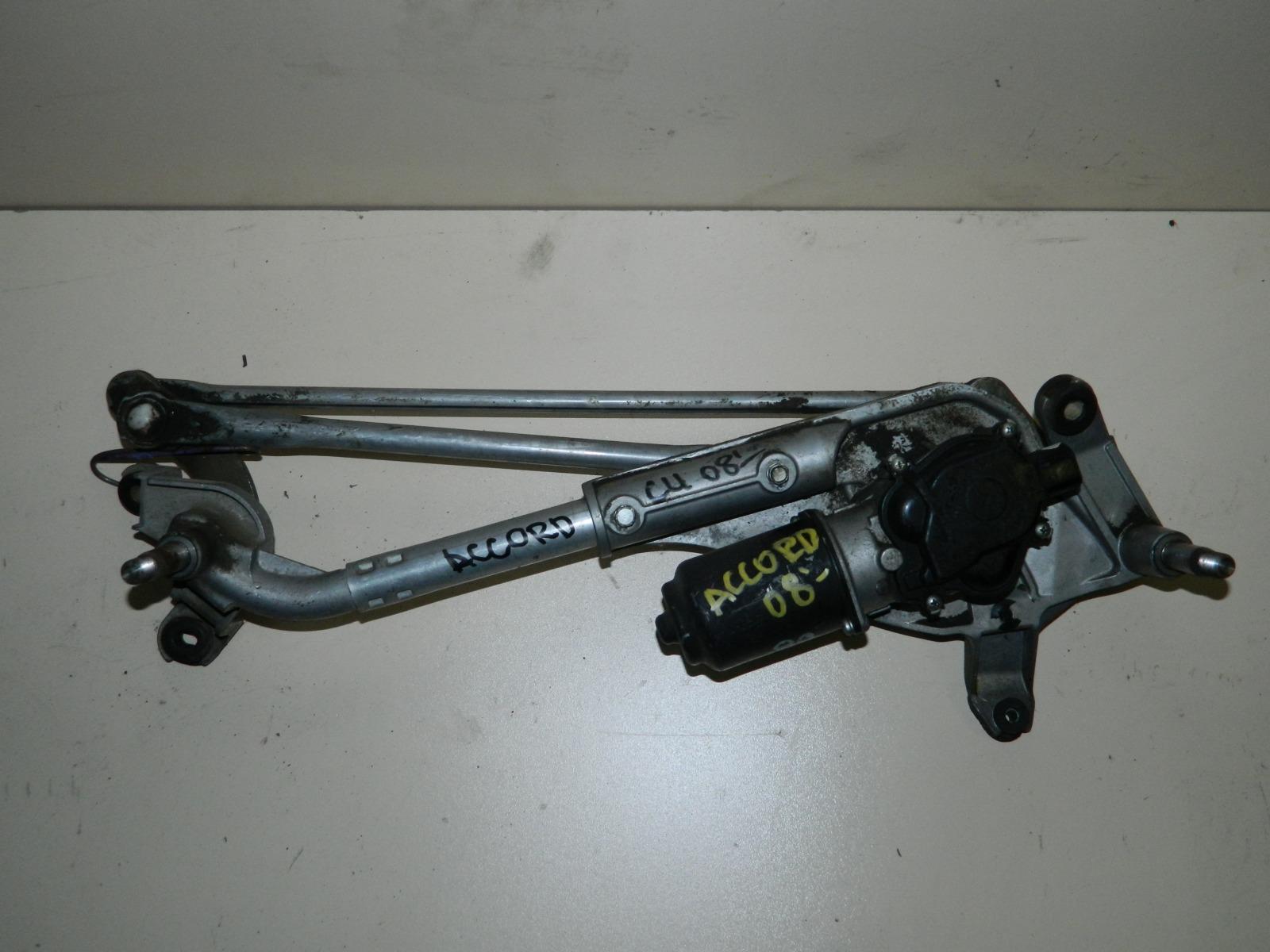 Мотор дворников Honda Accord CU1 (б/у)