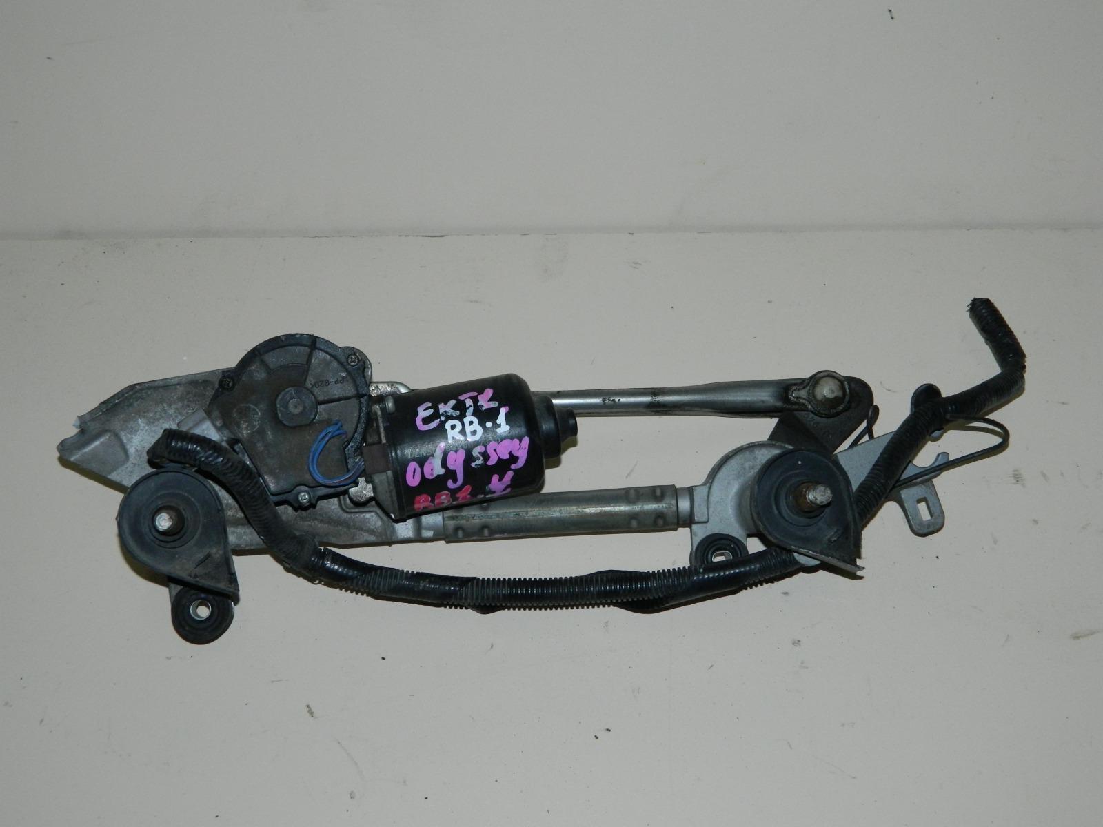 Мотор дворников Honda Odyssey RB1 (б/у)