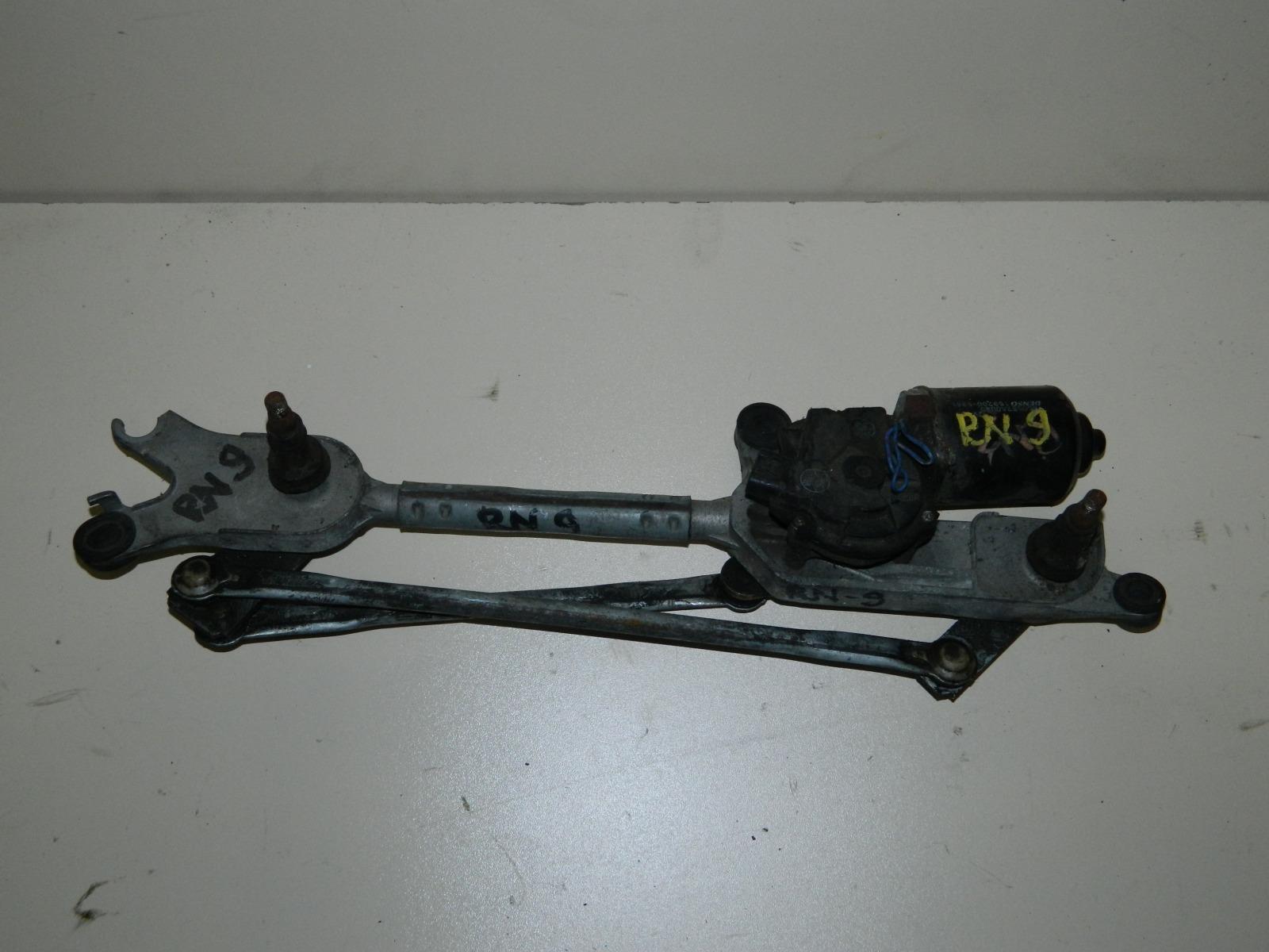 Мотор дворников Honda Stream RN9 (б/у)
