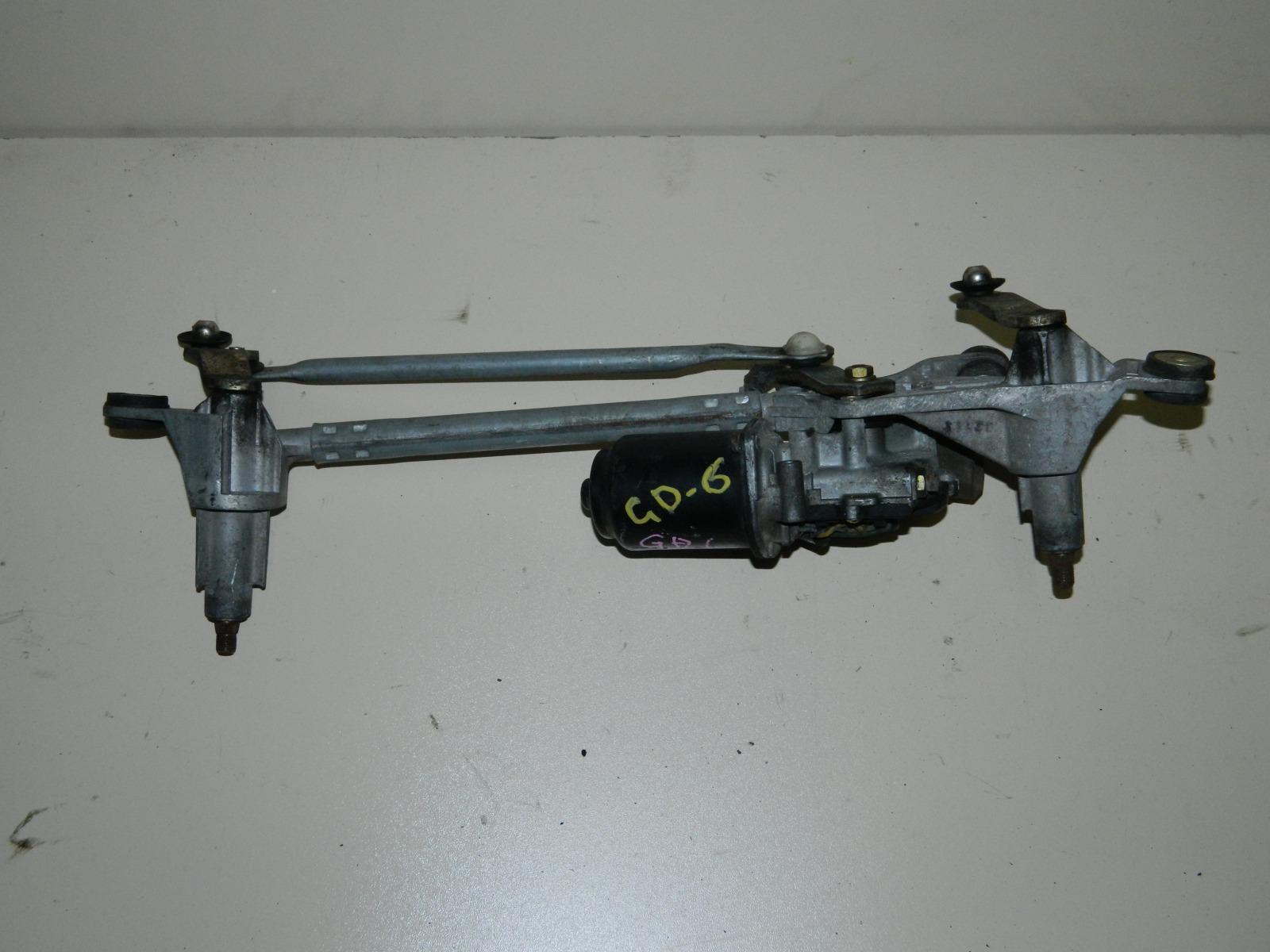 Мотор дворников Honda Fit Aria GD6 (б/у)