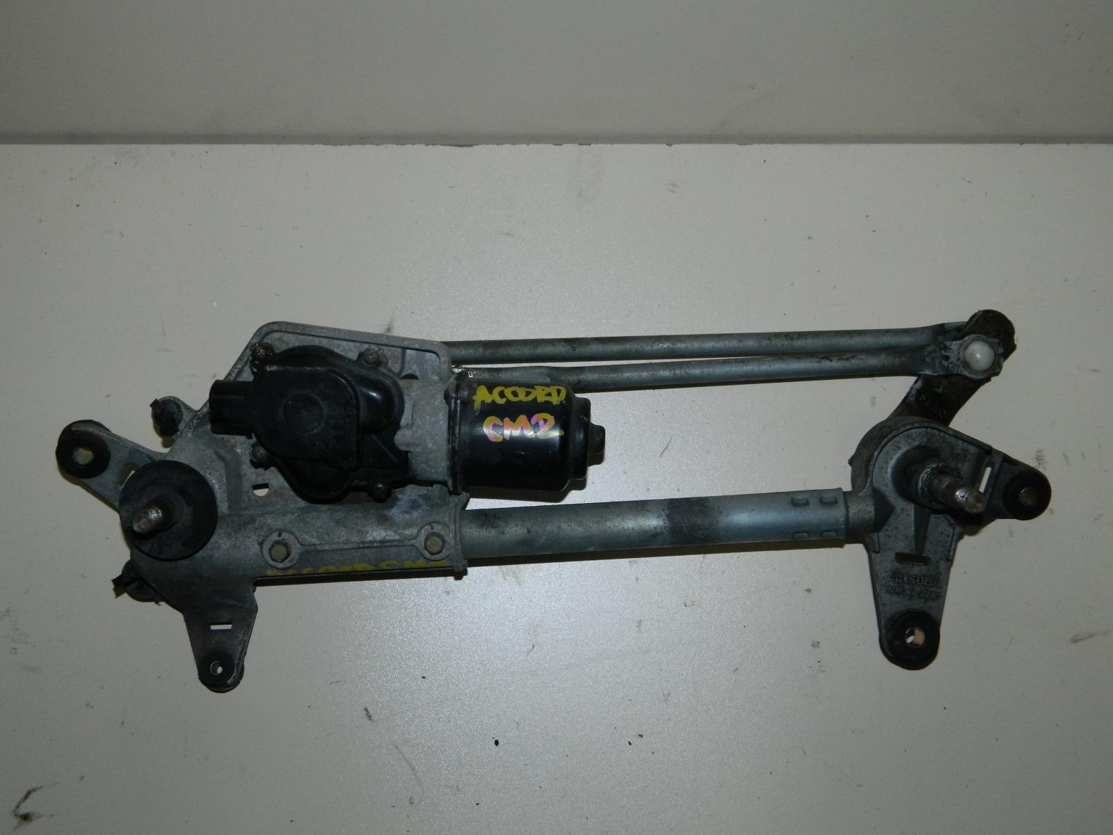 Мотор дворников Honda Accord CM2 (б/у)